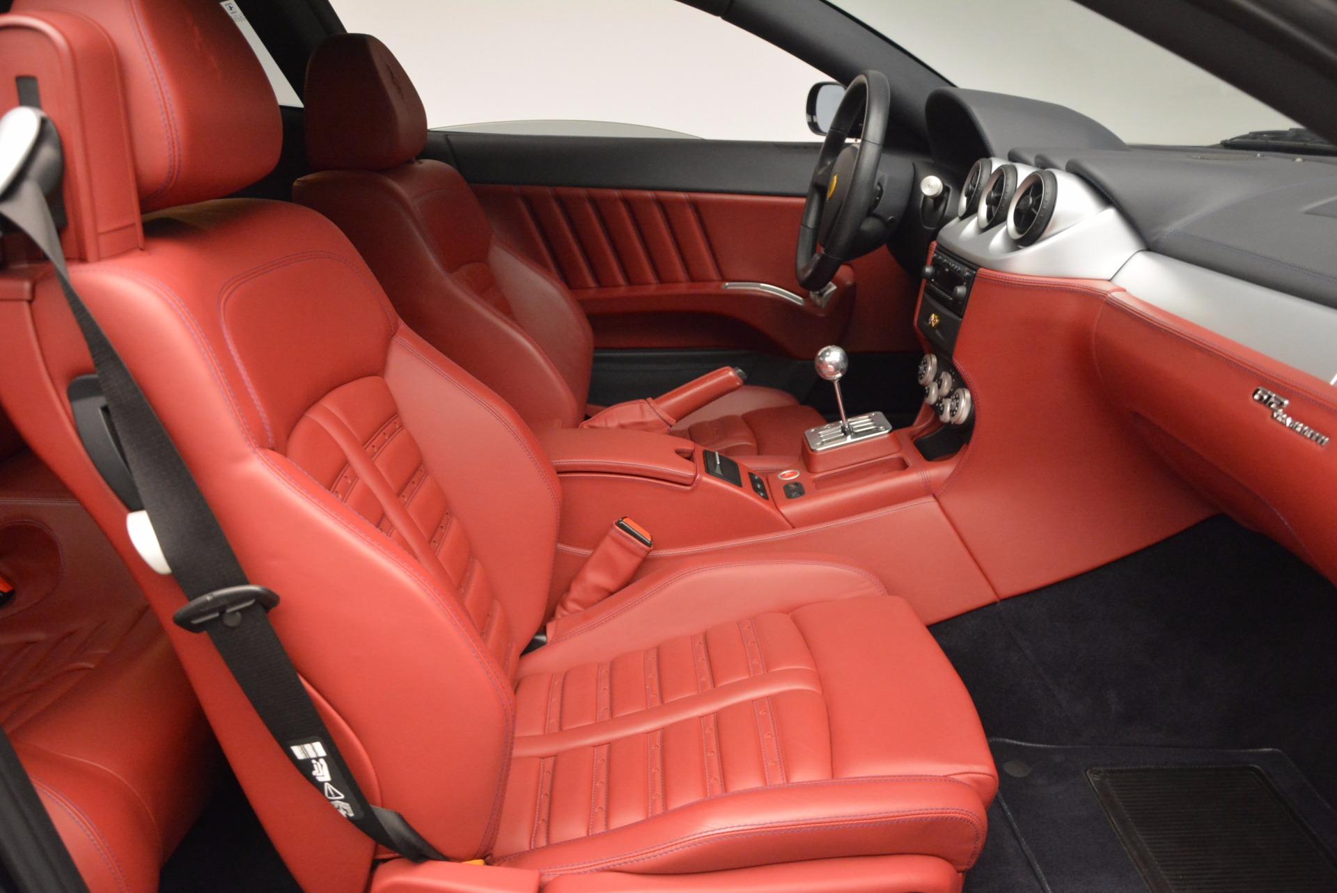 Used 2005 Ferrari 612 Scaglietti 6-Speed Manual For Sale In Greenwich, CT. Alfa Romeo of Greenwich, 4356 854_p19