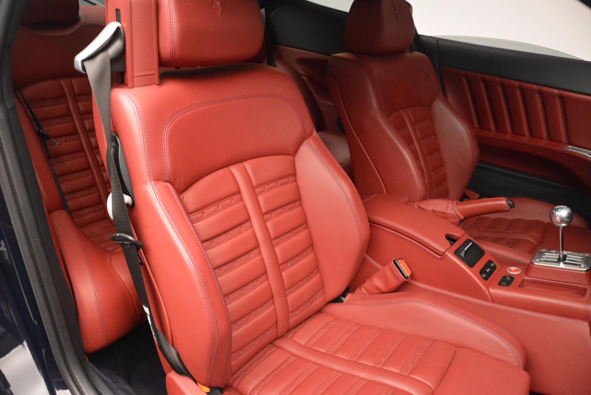 Used 2005 Ferrari 612 Scaglietti 6-Speed Manual For Sale In Greenwich, CT. Alfa Romeo of Greenwich, 4356 854_p20