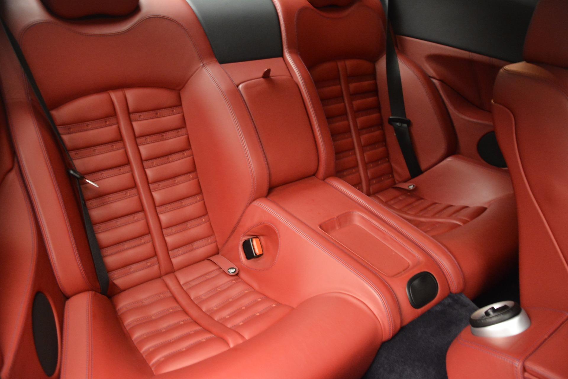 Used 2005 Ferrari 612 Scaglietti 6-Speed Manual For Sale In Greenwich, CT. Alfa Romeo of Greenwich, 4356 854_p21
