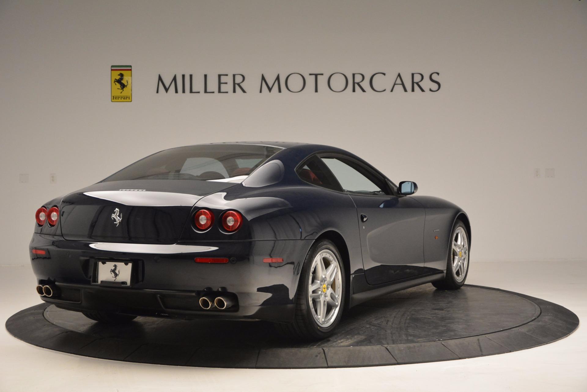 Used 2005 Ferrari 612 Scaglietti 6-Speed Manual For Sale In Greenwich, CT. Alfa Romeo of Greenwich, 4356 854_p8