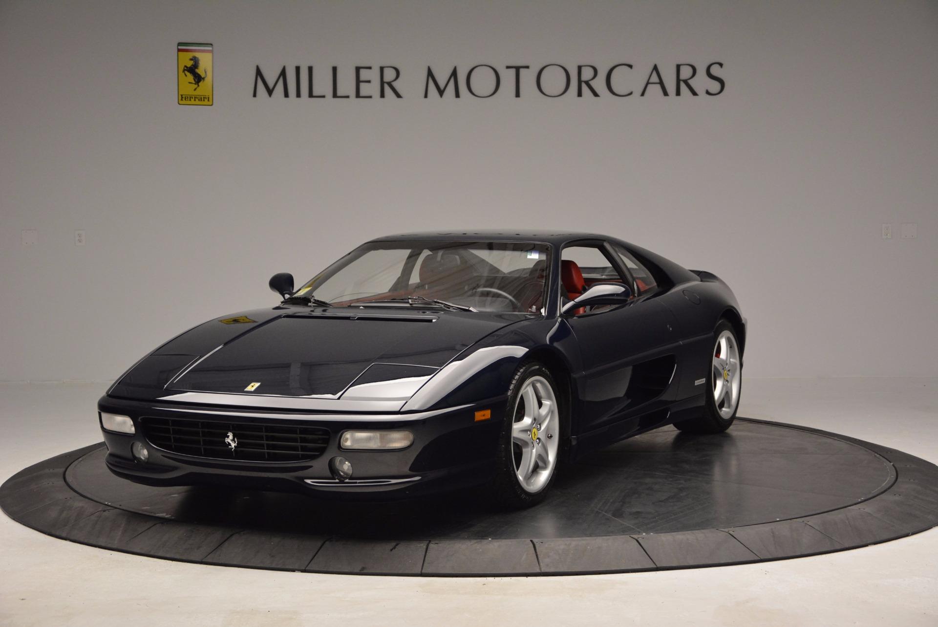 Used 1999 Ferrari 355 Berlinetta For Sale In Greenwich, CT. Alfa Romeo of Greenwich, 4357 855_main