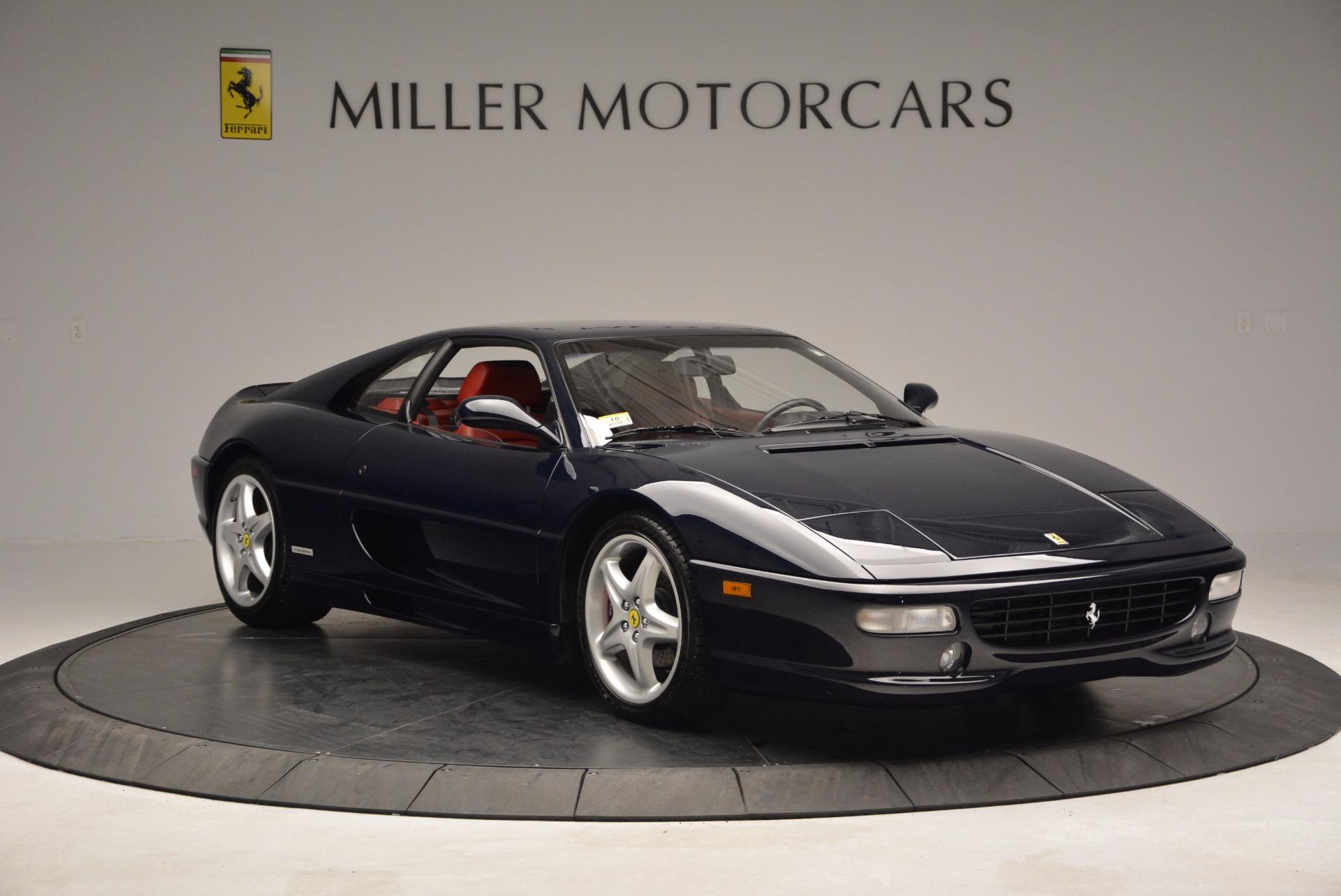 Used 1999 Ferrari 355 Berlinetta For Sale In Greenwich, CT. Alfa Romeo of Greenwich, 4357 855_p12