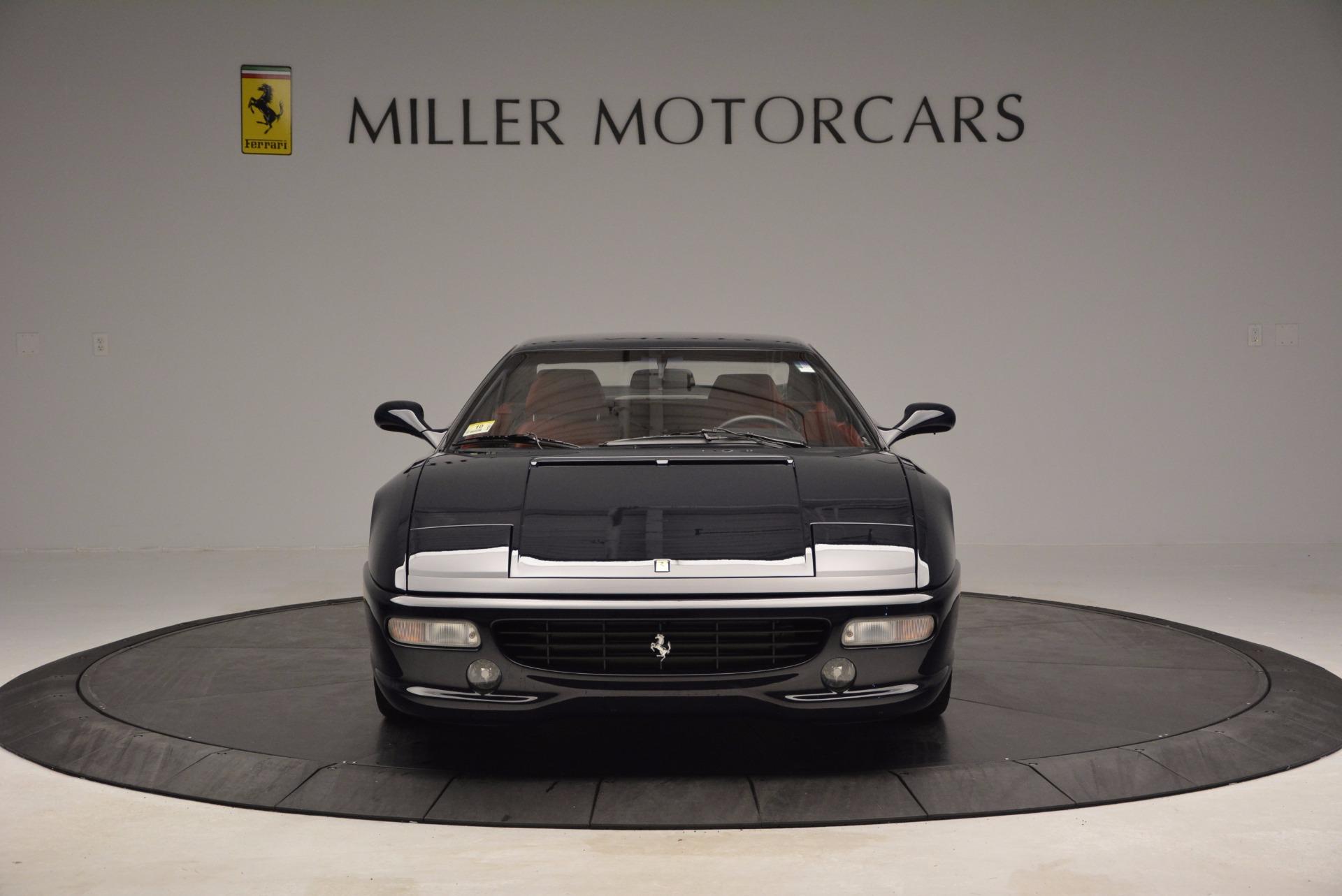 Used 1999 Ferrari 355 Berlinetta For Sale In Greenwich, CT. Alfa Romeo of Greenwich, 4357 855_p13