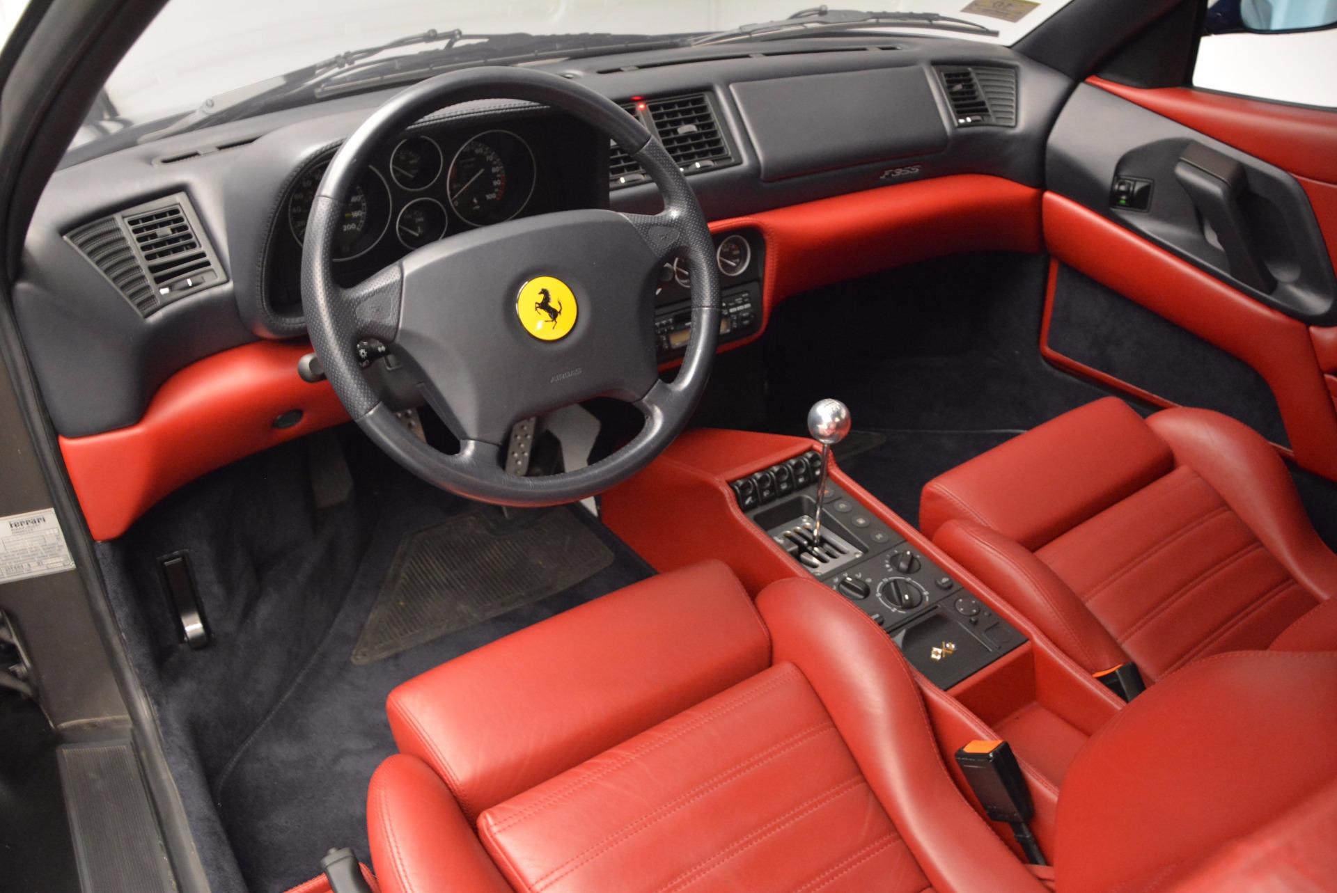 Used 1999 Ferrari 355 Berlinetta For Sale In Greenwich, CT. Alfa Romeo of Greenwich, 4357 855_p14