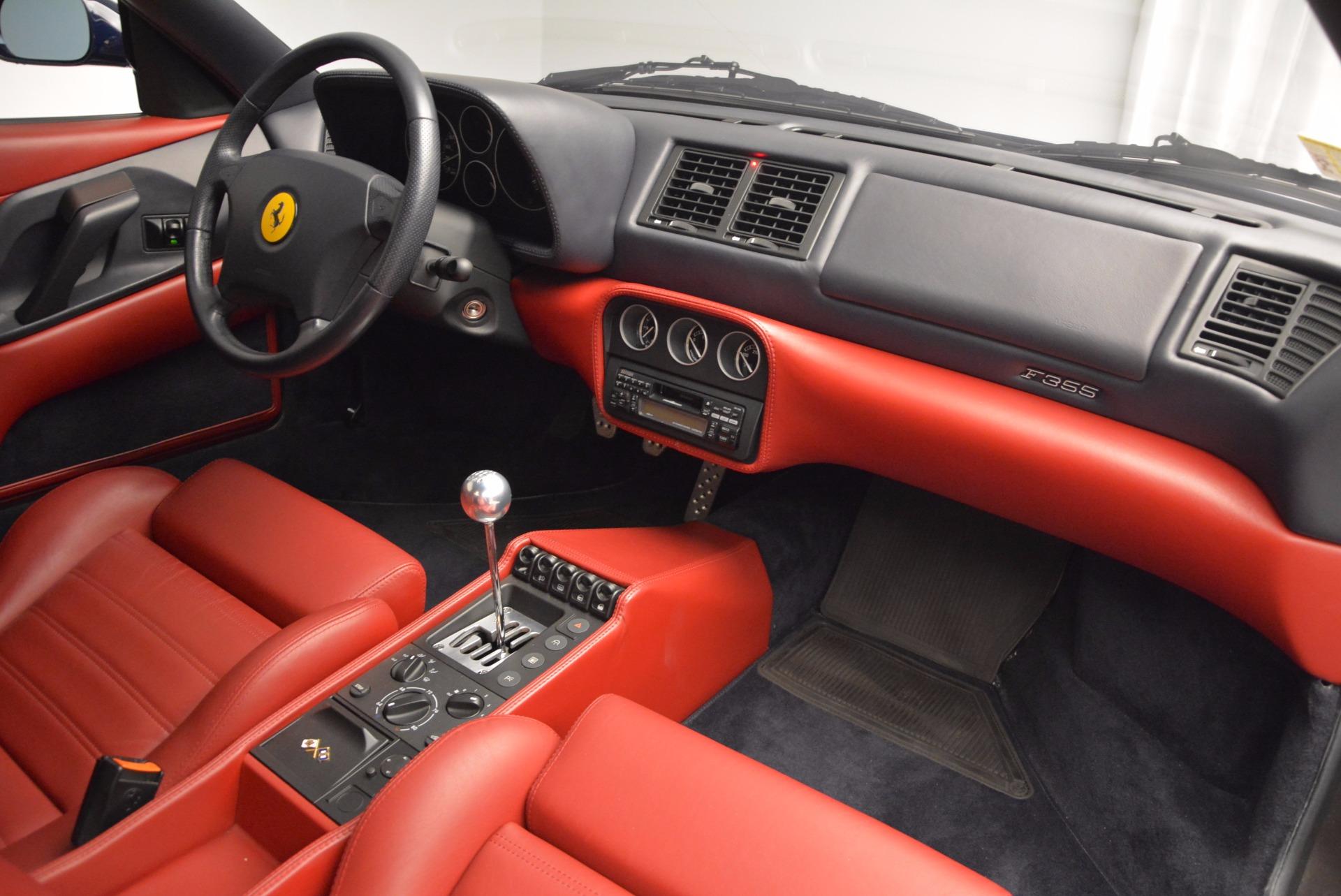 Used 1999 Ferrari 355 Berlinetta For Sale In Greenwich, CT. Alfa Romeo of Greenwich, 4357 855_p18