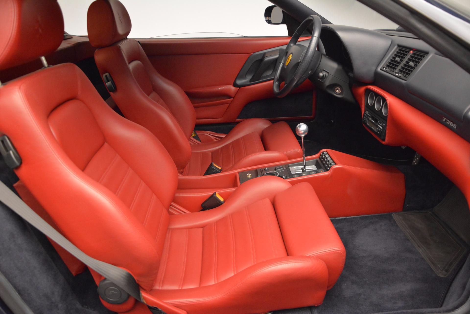 Used 1999 Ferrari 355 Berlinetta For Sale In Greenwich, CT. Alfa Romeo of Greenwich, 4357 855_p19