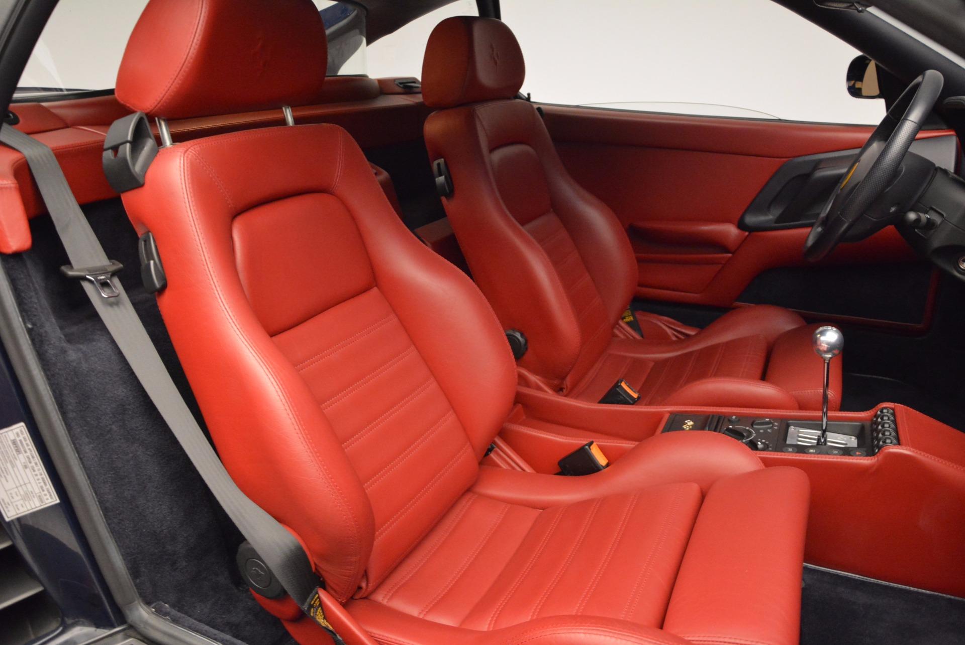 Used 1999 Ferrari 355 Berlinetta For Sale In Greenwich, CT. Alfa Romeo of Greenwich, 4357 855_p20