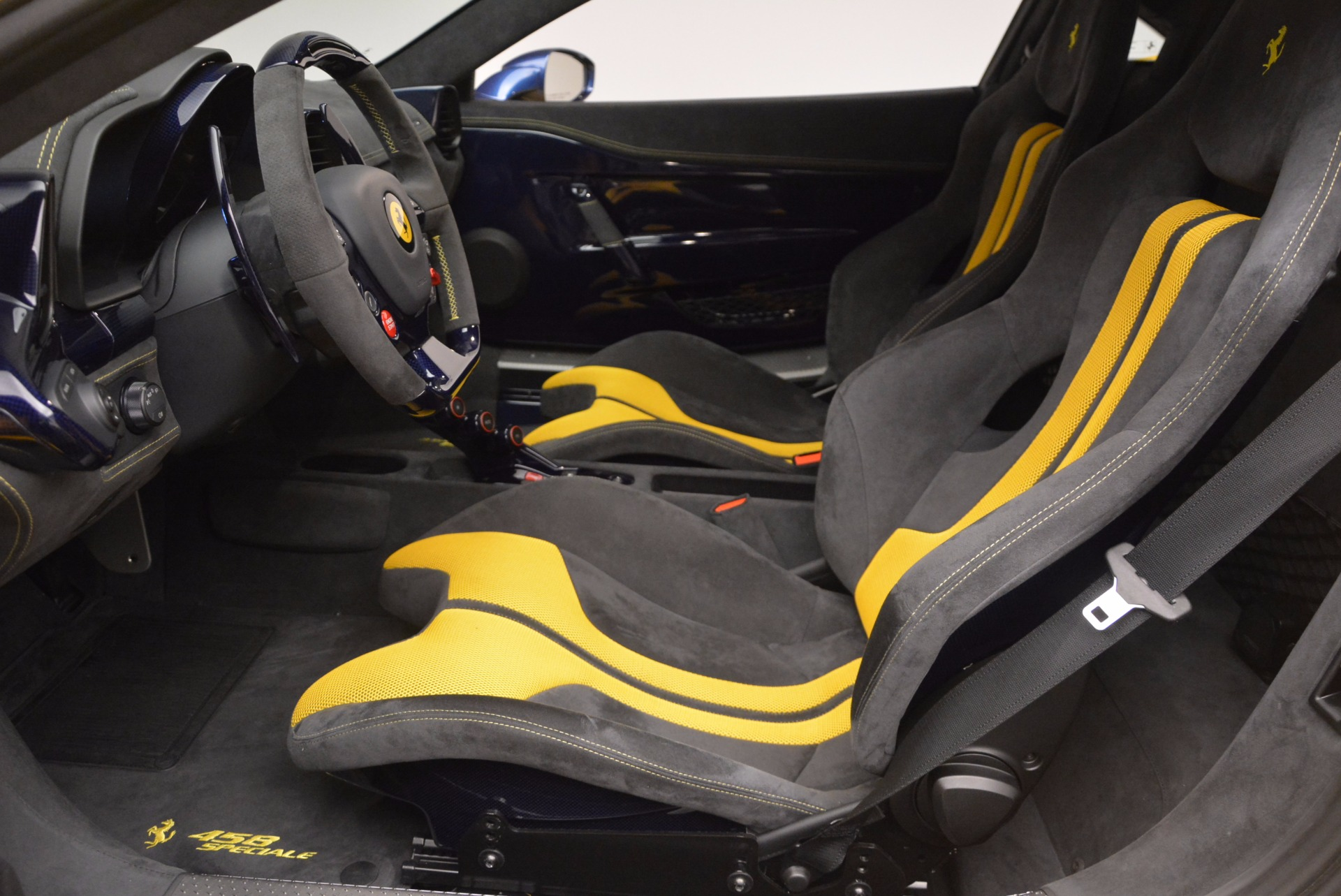 Used 2015 Ferrari 458 Speciale  For Sale In Greenwich, CT. Alfa Romeo of Greenwich, 4370 857_p21