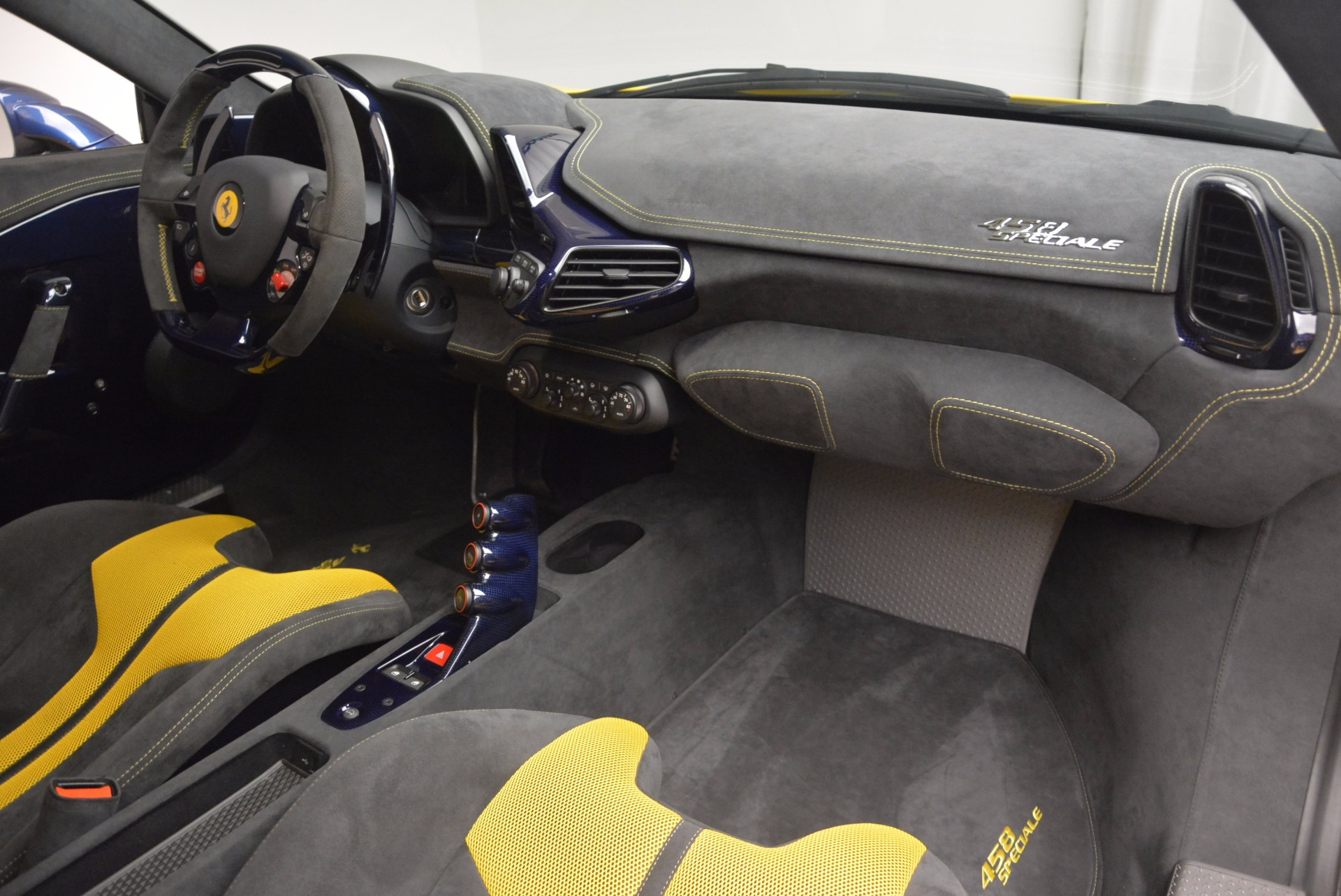 Used 2015 Ferrari 458 Speciale  For Sale In Greenwich, CT. Alfa Romeo of Greenwich, 4370 857_p24