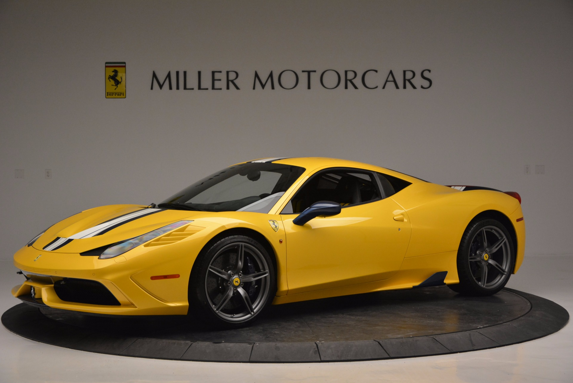 Used 2015 Ferrari 458 Speciale  For Sale In Greenwich, CT. Alfa Romeo of Greenwich, 4370 857_p2