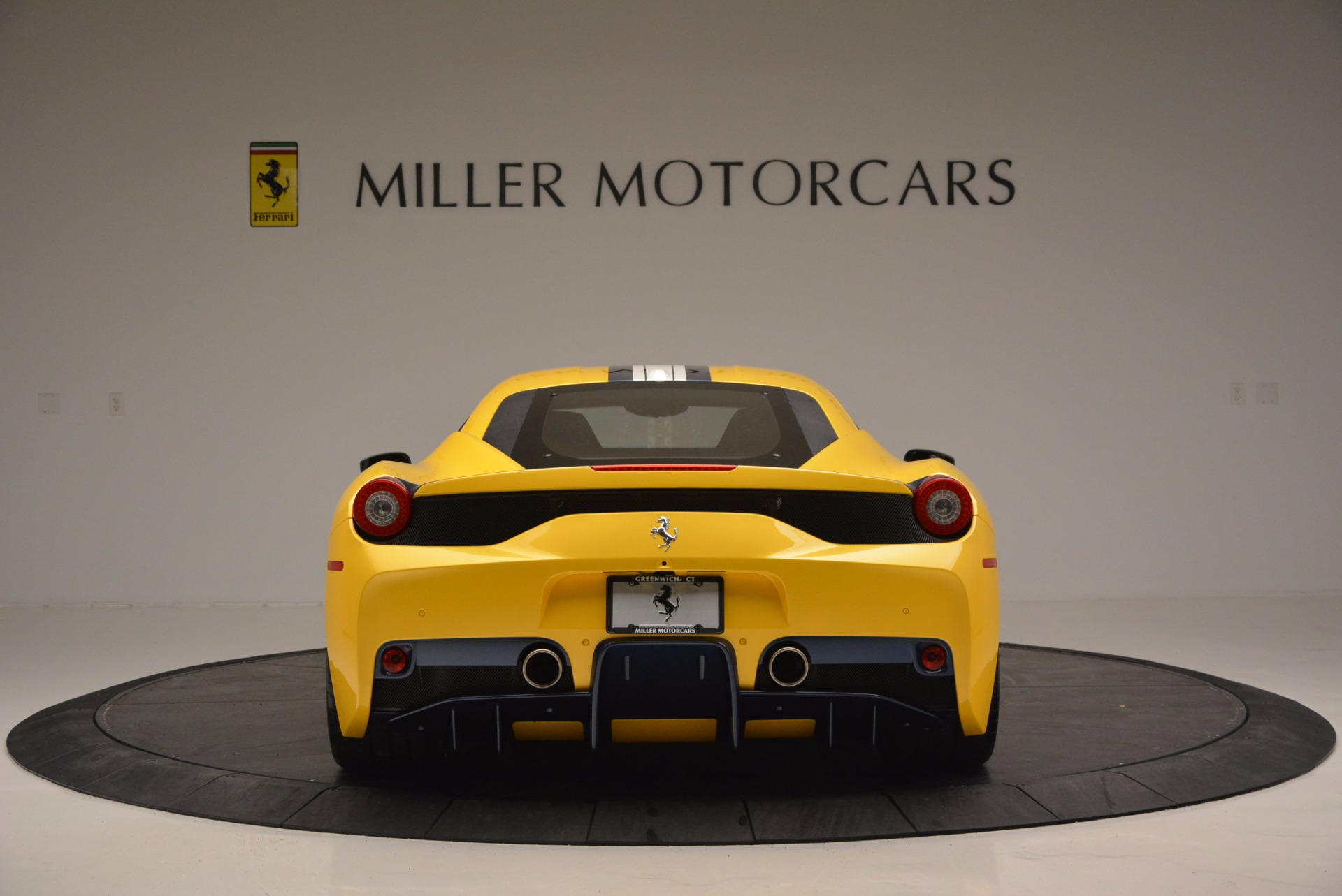 Used 2015 Ferrari 458 Speciale  For Sale In Greenwich, CT. Alfa Romeo of Greenwich, 4370 857_p6