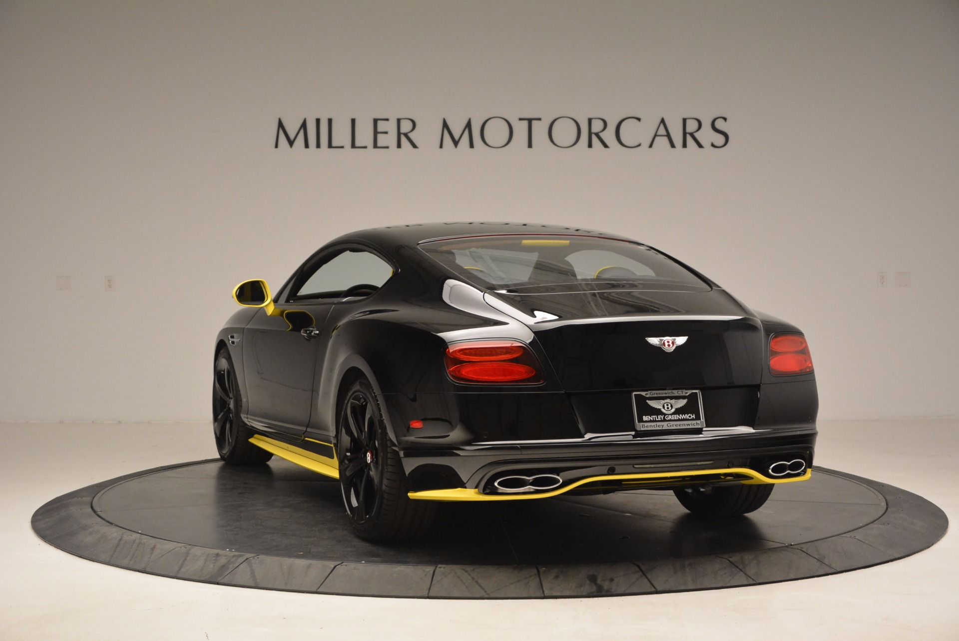 New 2017 Bentley Continental GT V8 S For Sale In Greenwich, CT. Alfa Romeo of Greenwich, B1246 859_p5