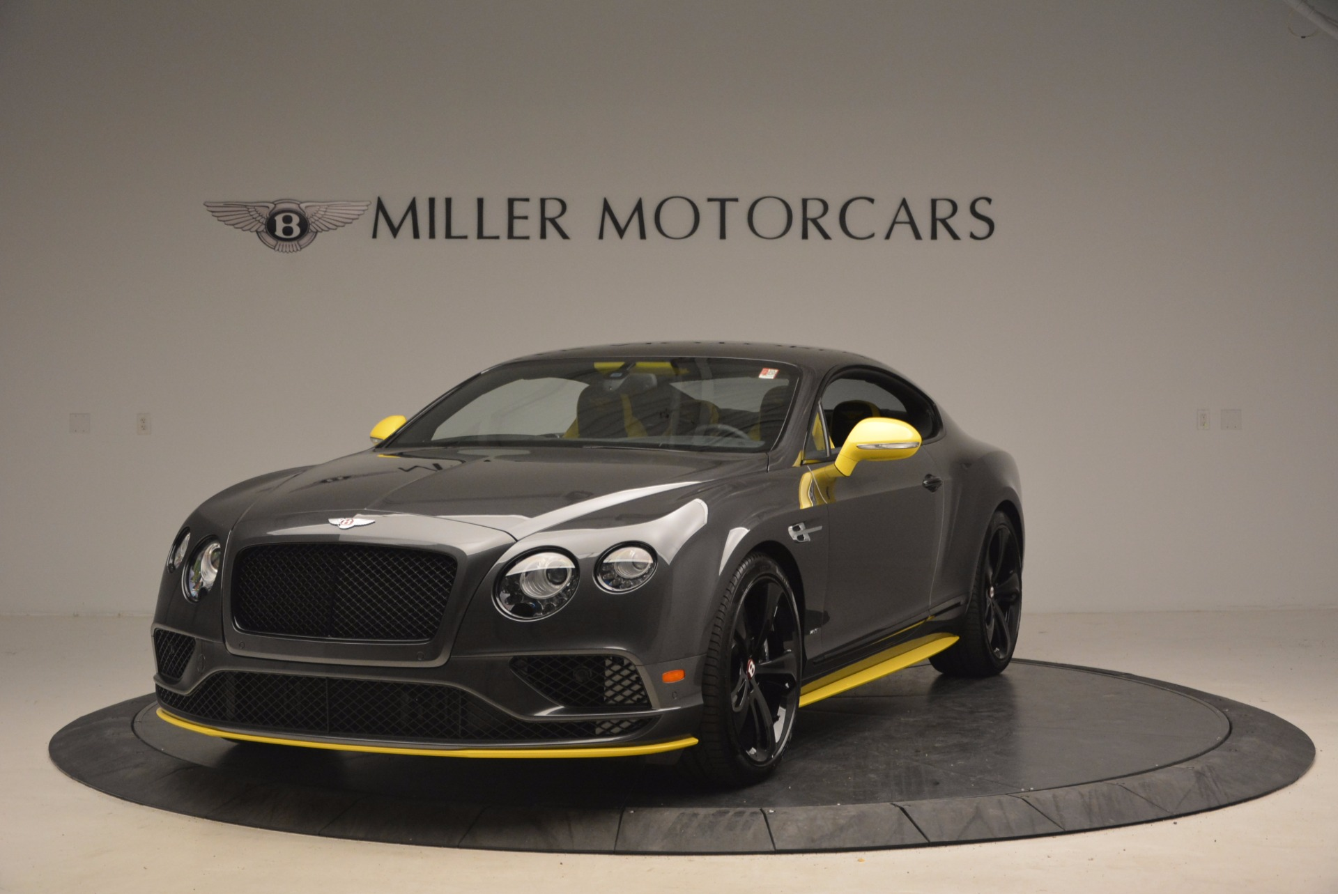 New 2017 Bentley Continental GT V8 S For Sale In Greenwich, CT. Alfa Romeo of Greenwich, B1261
