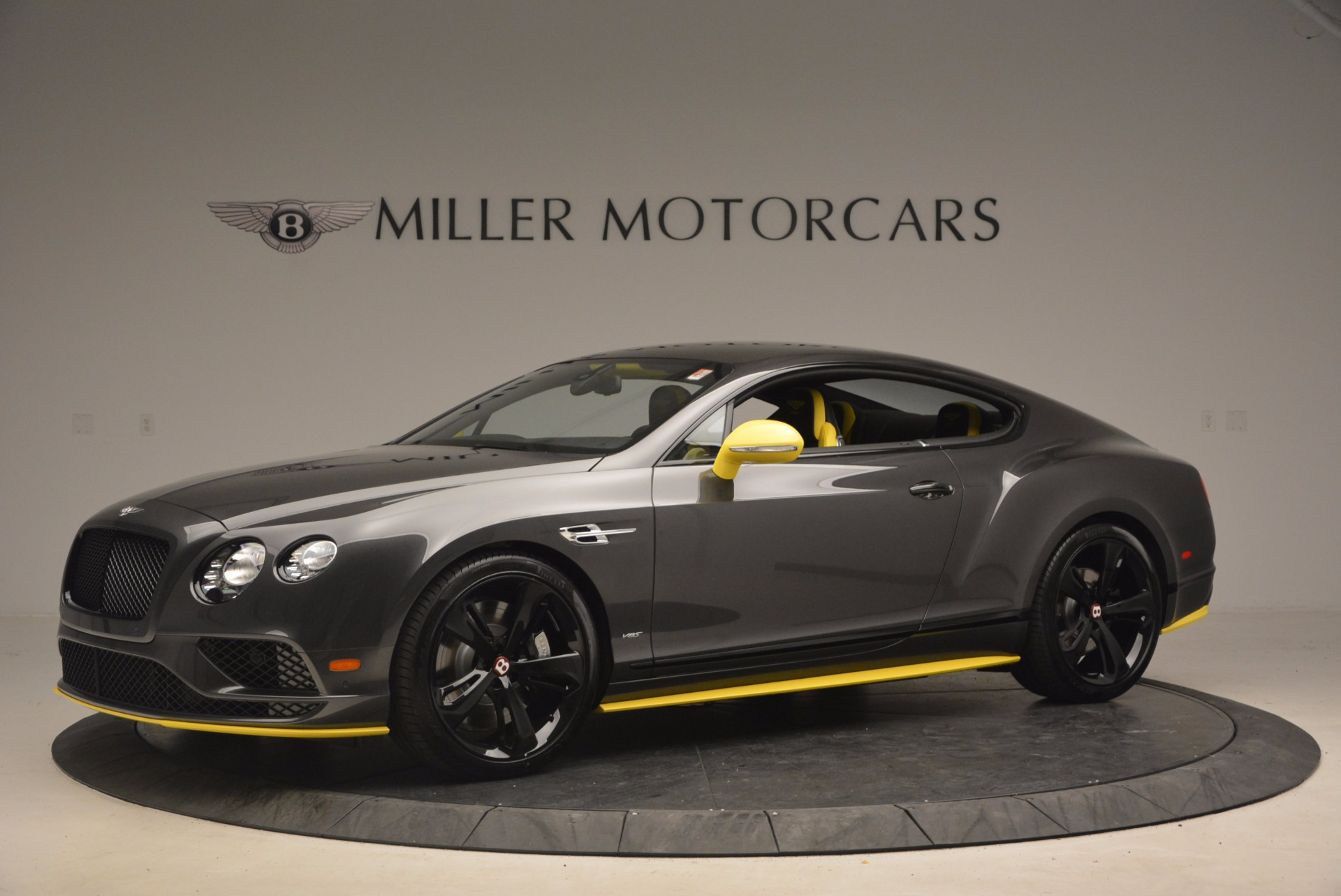 New 2017 Bentley Continental GT V8 S For Sale In Greenwich, CT. Alfa Romeo of Greenwich, B1261 860_p2