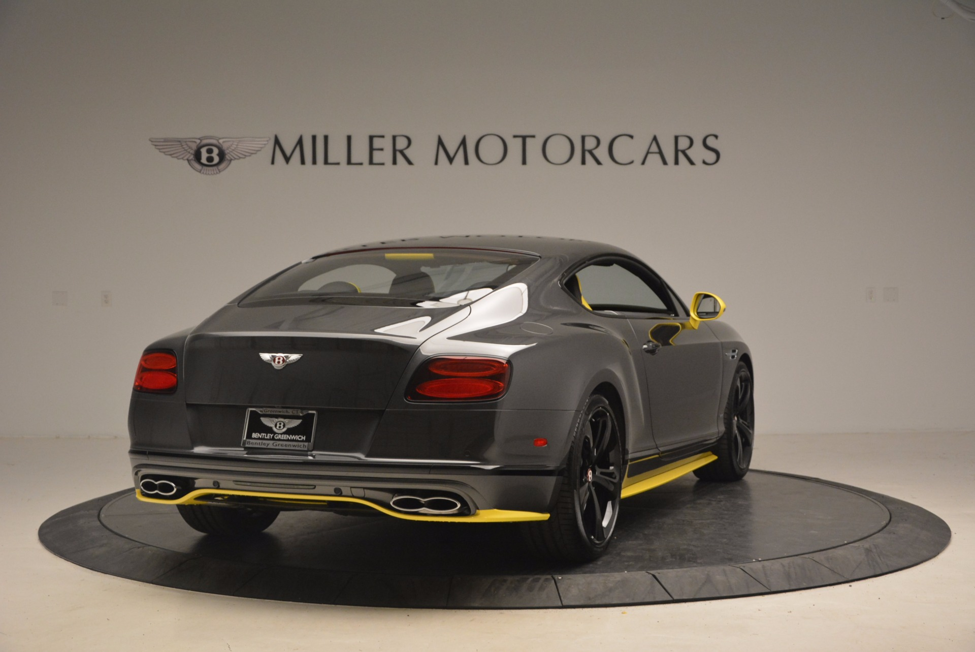 New 2017 Bentley Continental GT V8 S For Sale In Greenwich, CT. Alfa Romeo of Greenwich, B1261 860_p7