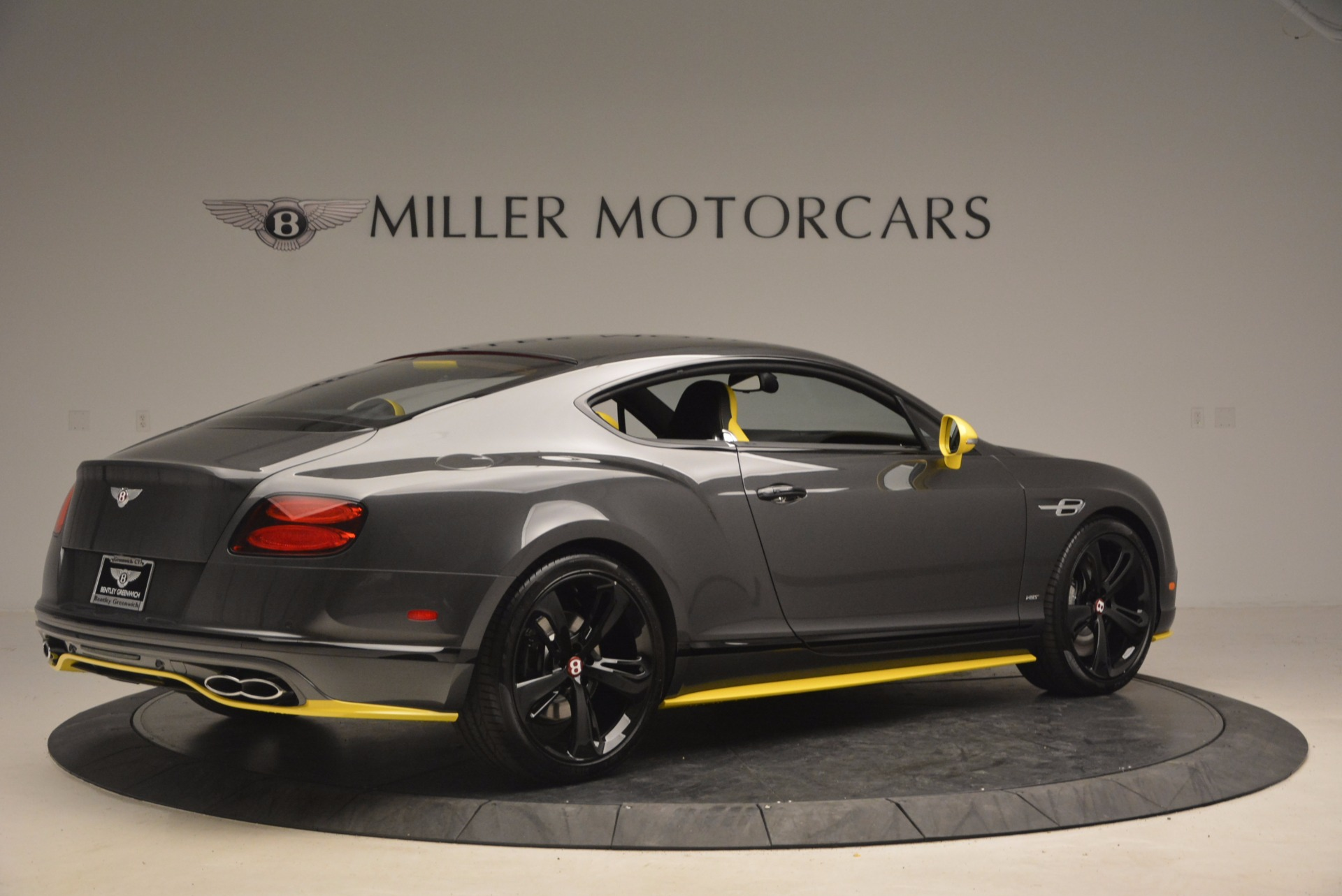 New 2017 Bentley Continental GT V8 S For Sale In Greenwich, CT. Alfa Romeo of Greenwich, B1261 860_p8