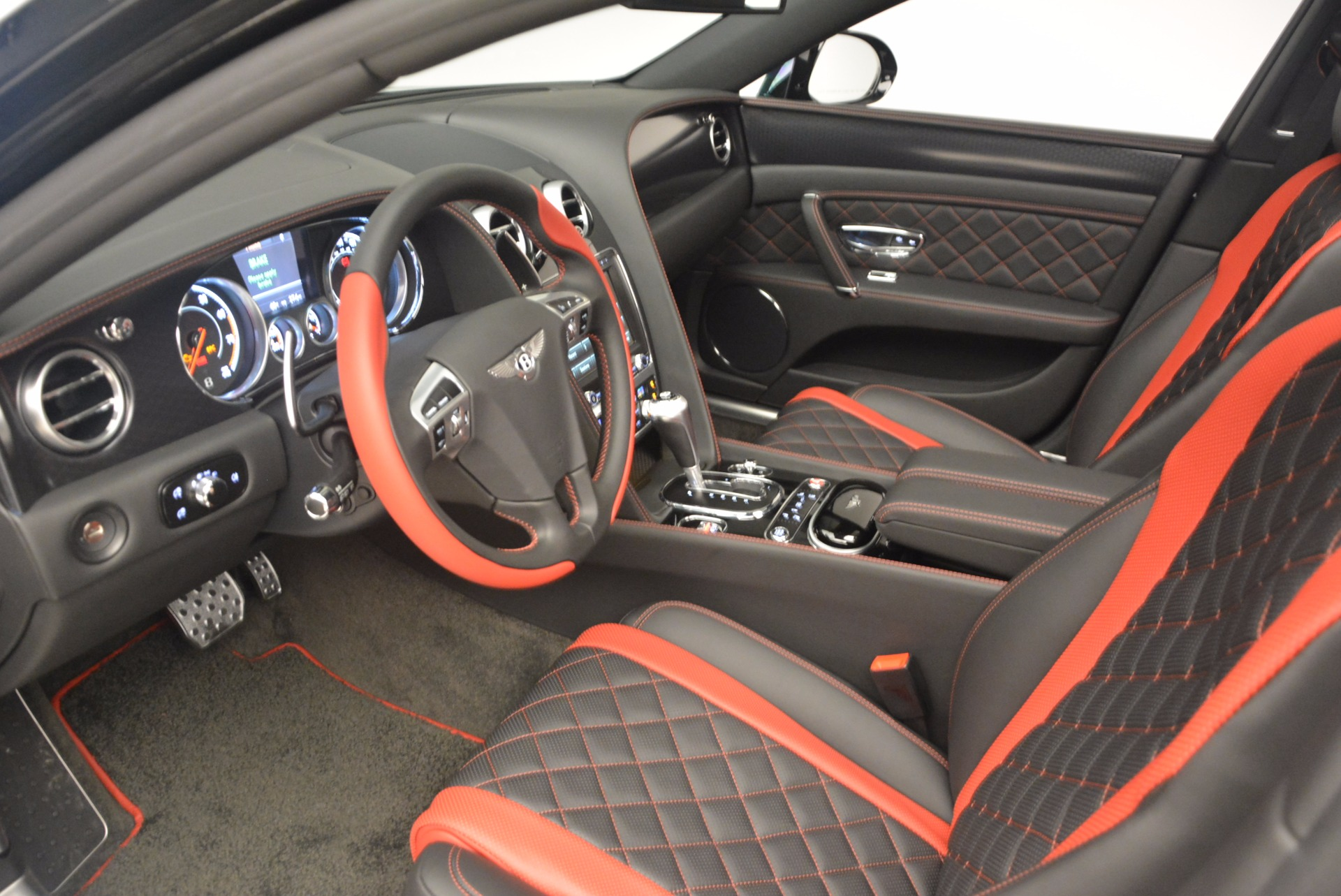 New 2017 Bentley Flying Spur W12 S For Sale In Greenwich, CT. Alfa Romeo of Greenwich, B1251 861_p26