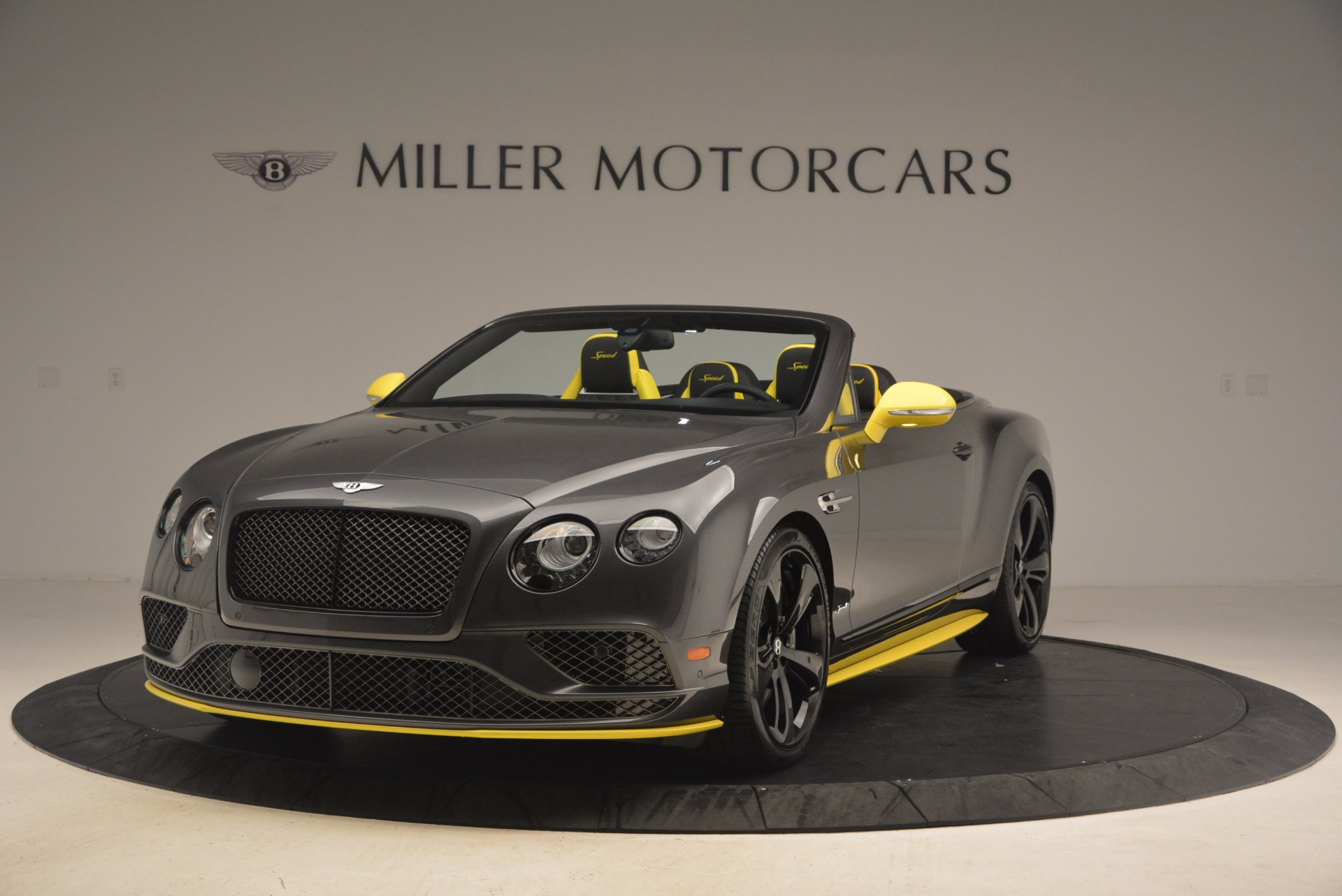 New 2017 Bentley Continental GT Speed Black Edition For Sale In Greenwich, CT. Alfa Romeo of Greenwich, B1250