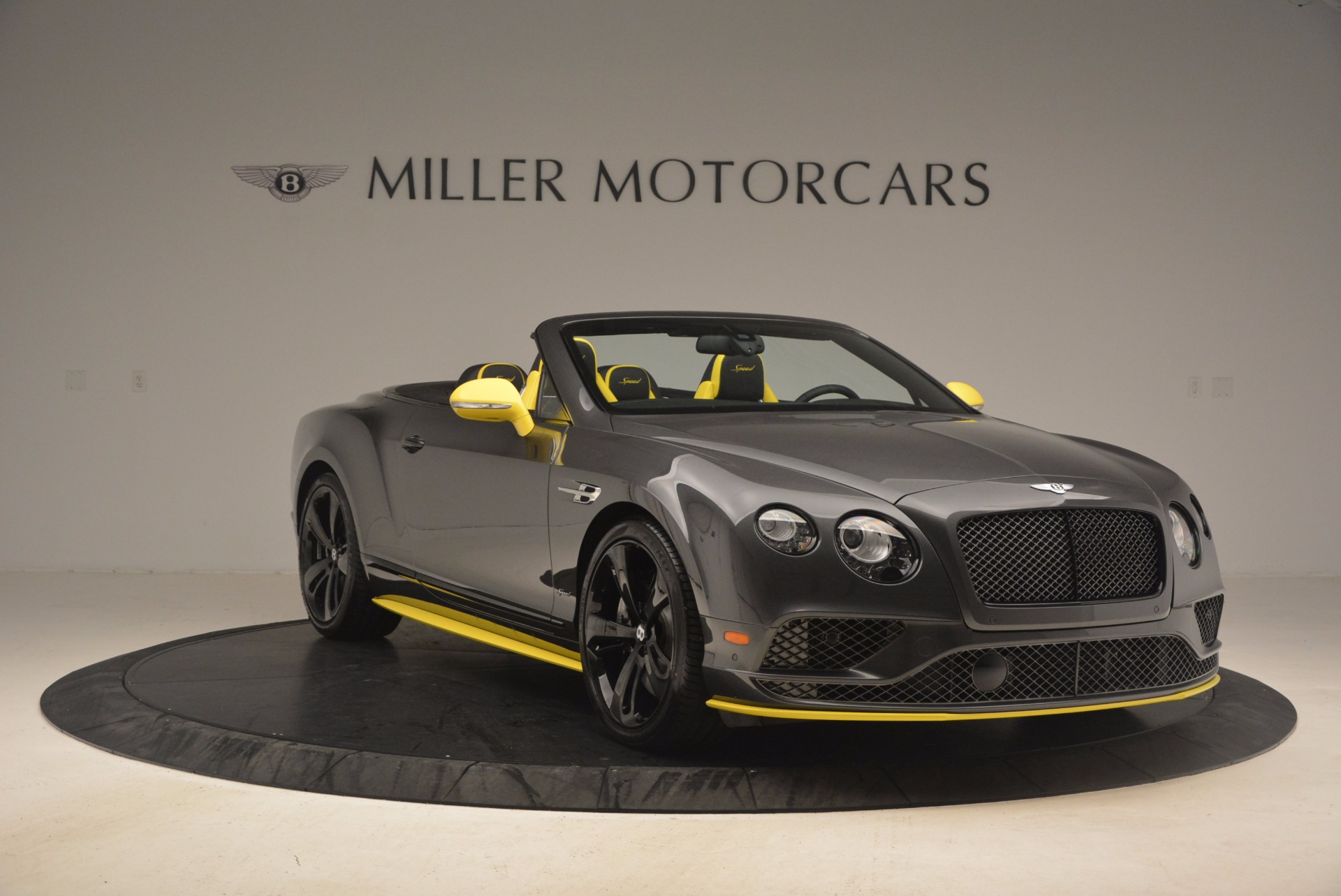 New 2017 Bentley Continental GT Speed Black Edition For Sale In Greenwich, CT. Alfa Romeo of Greenwich, B1250 862_p11