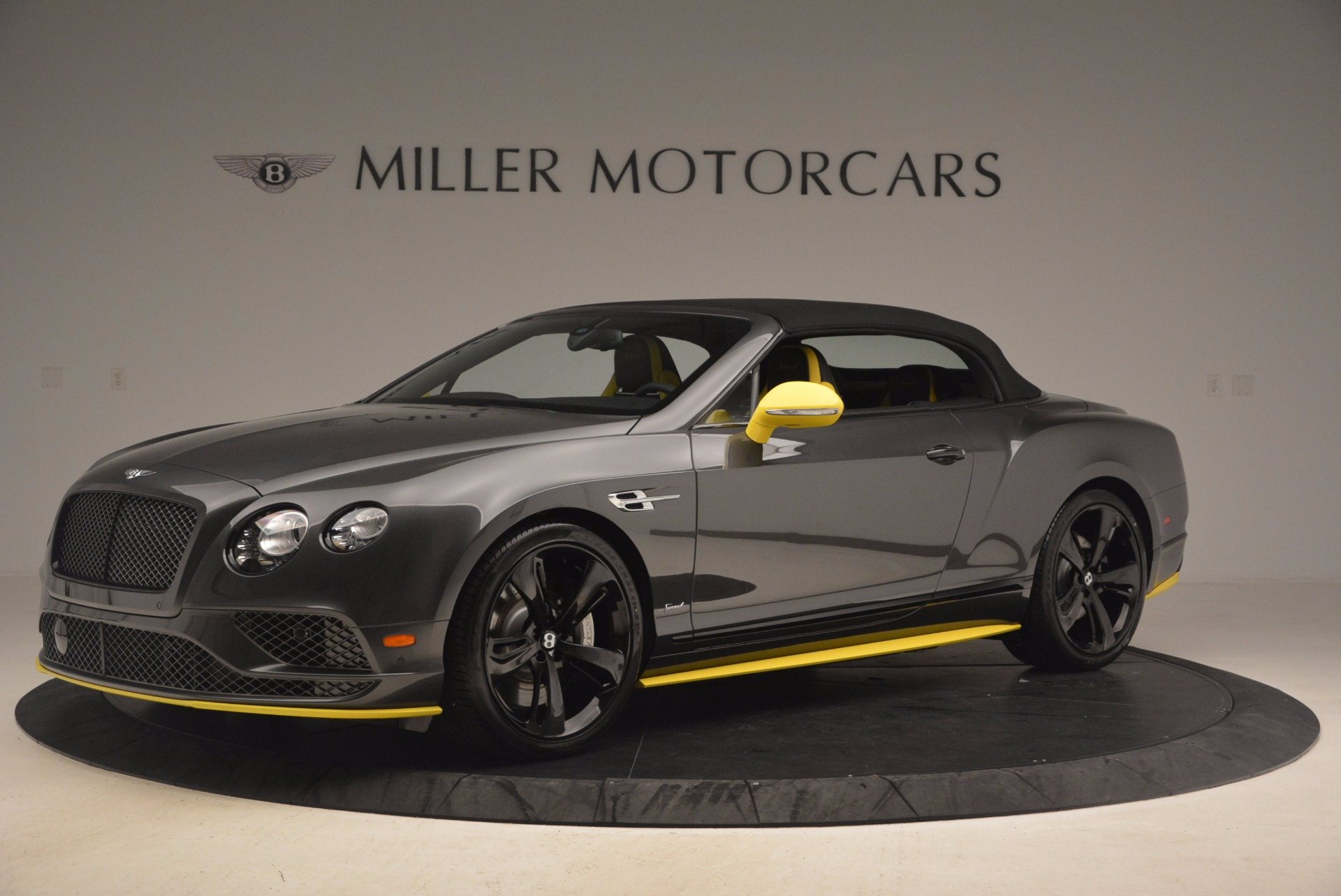 New 2017 Bentley Continental GT Speed Black Edition For Sale In Greenwich, CT. Alfa Romeo of Greenwich, B1250 862_p13
