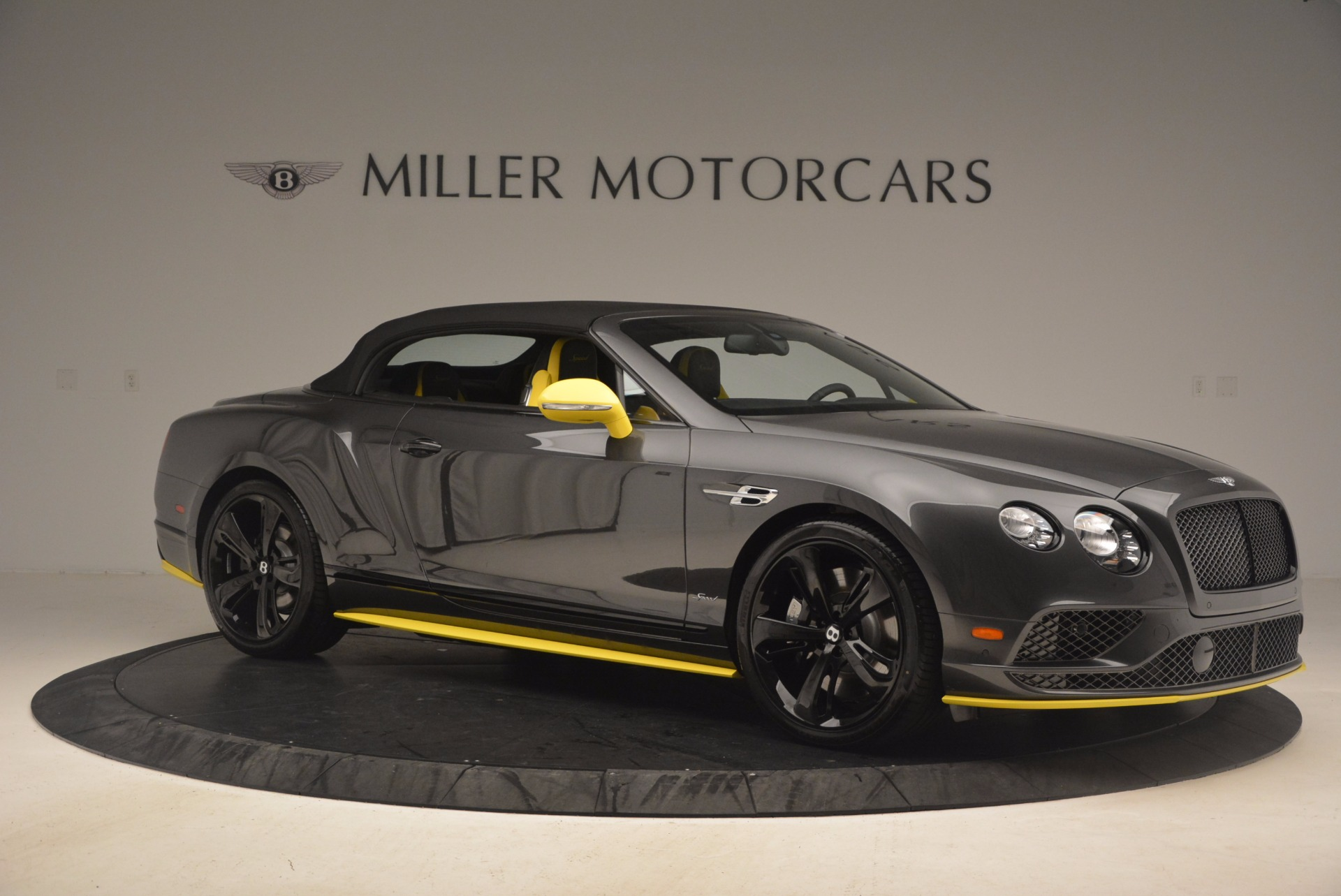 New 2017 Bentley Continental GT Speed Black Edition For Sale In Greenwich, CT. Alfa Romeo of Greenwich, B1250 862_p19
