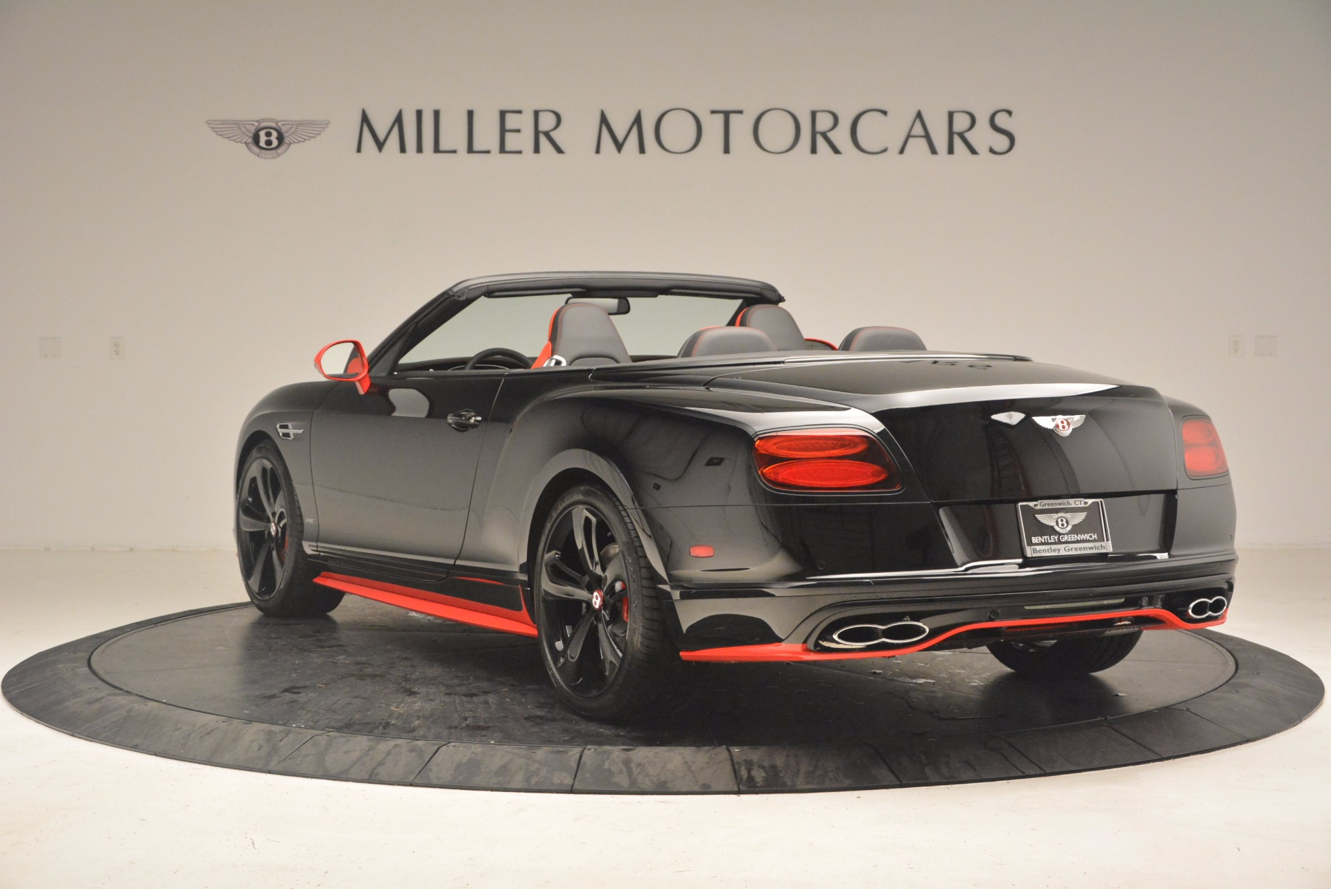New 2017 Bentley Continental GT V8 S For Sale In Greenwich, CT. Alfa Romeo of Greenwich, B1247 863_p5