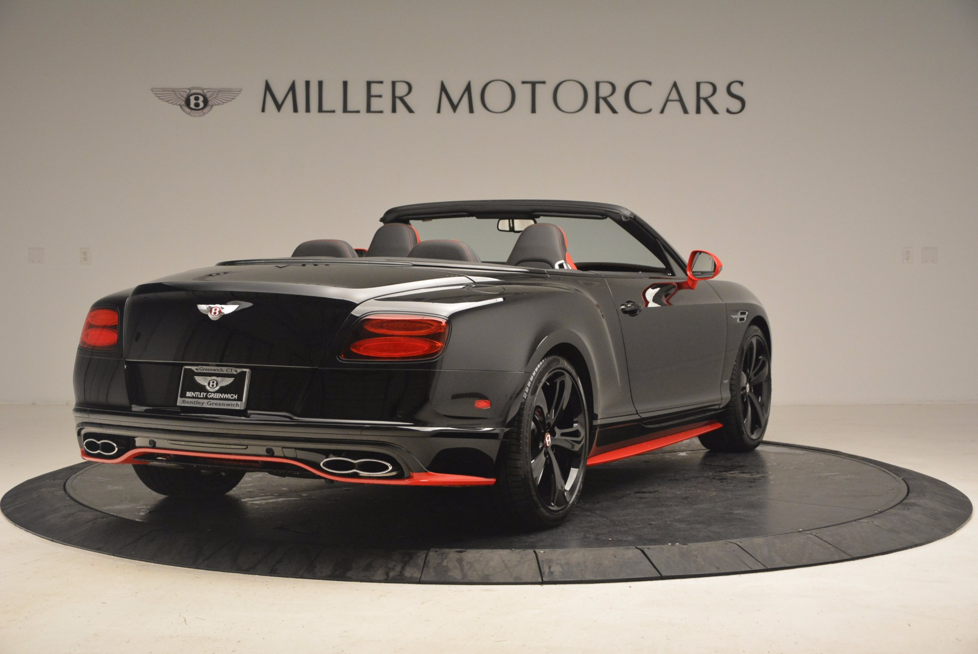 New 2017 Bentley Continental GT V8 S For Sale In Greenwich, CT. Alfa Romeo of Greenwich, B1247 863_p7