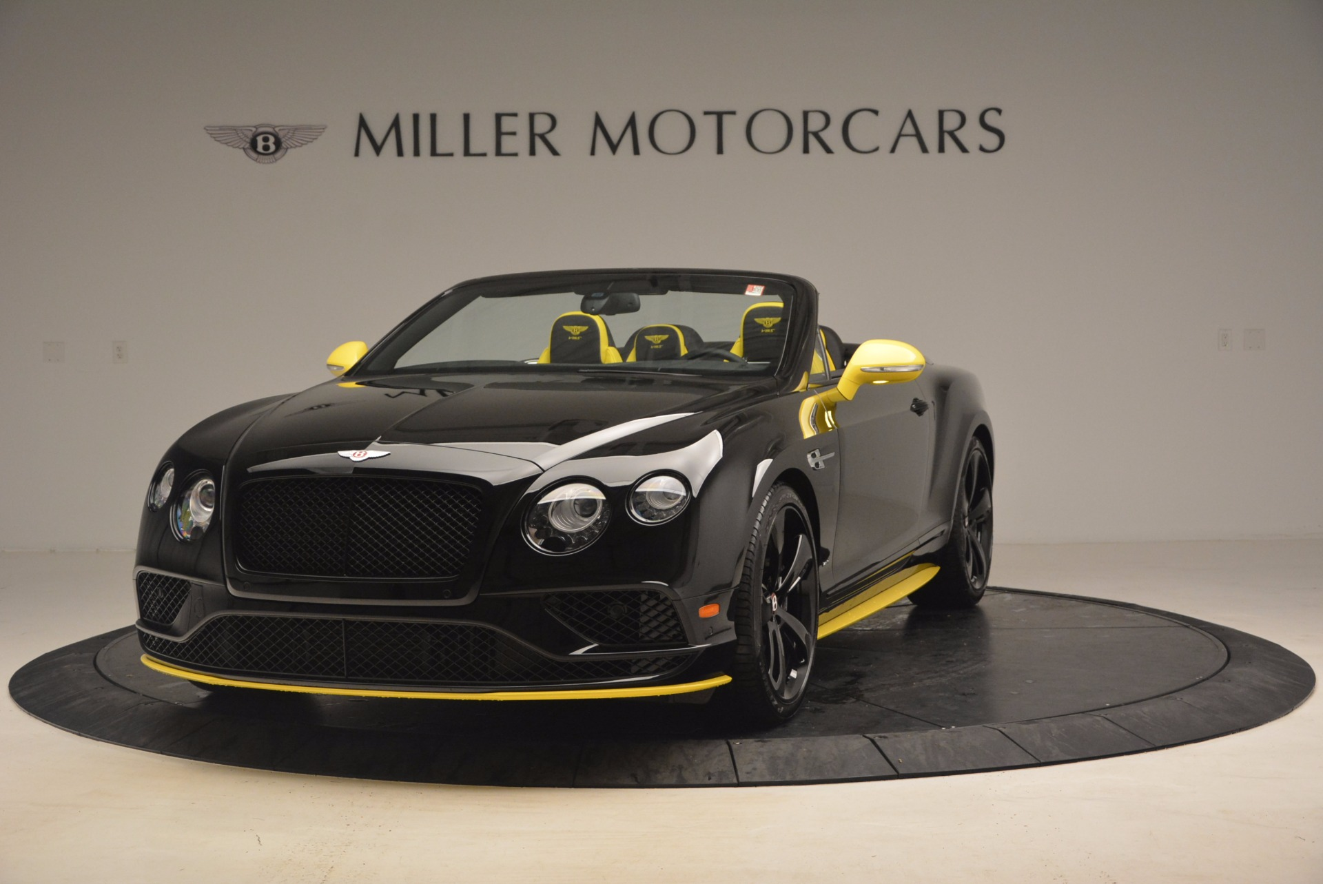 New 2017 Bentley Continental GT V8 S Black Edition For Sale In Greenwich, CT. Alfa Romeo of Greenwich, B1248 864_main