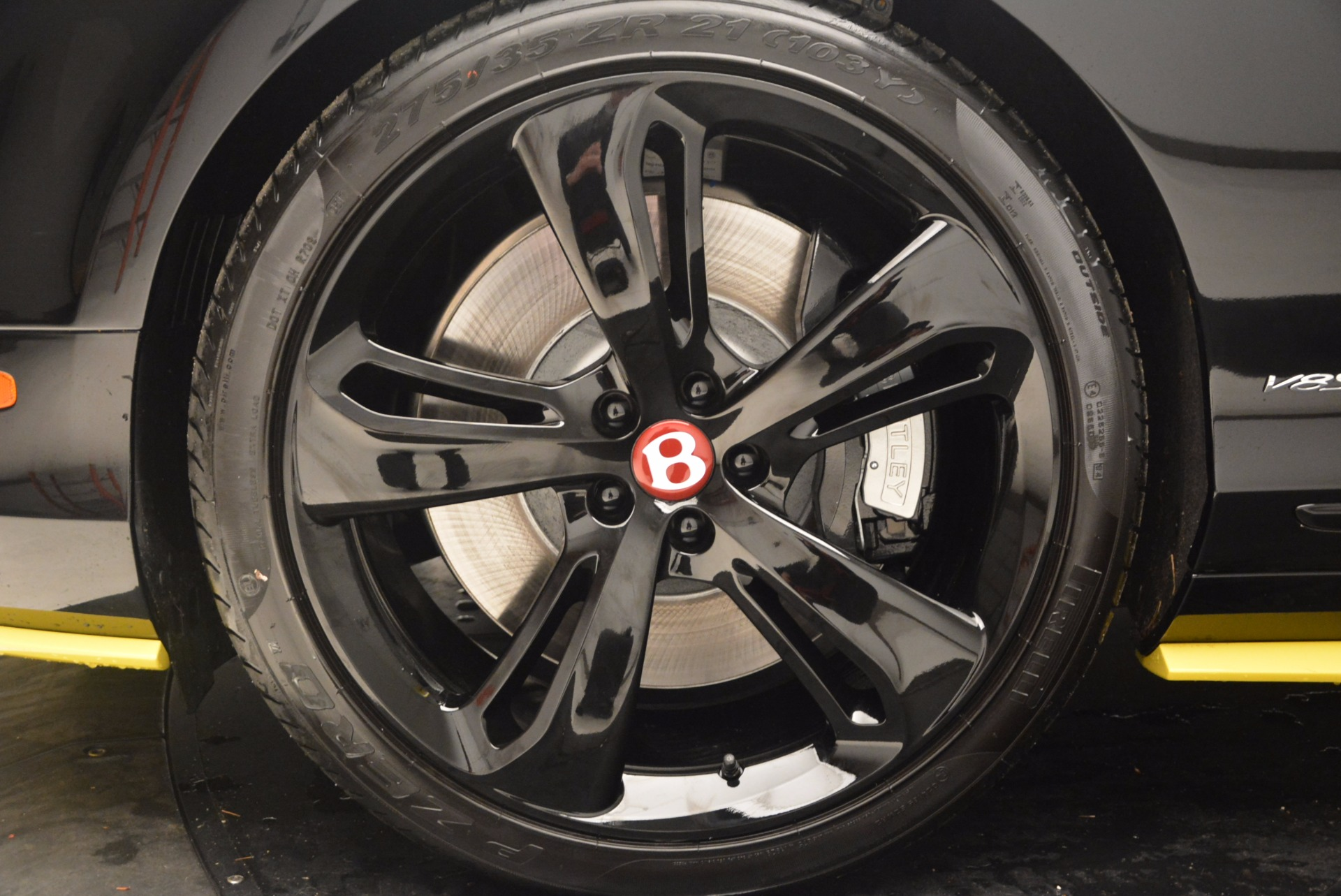 New 2017 Bentley Continental GT V8 S Black Edition For Sale In Greenwich, CT. Alfa Romeo of Greenwich, B1248 864_p23