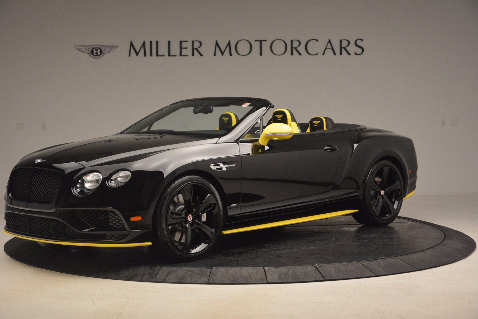 New 2017 Bentley Continental GT V8 S Black Edition For Sale In Greenwich, CT. Alfa Romeo of Greenwich, B1248 864_p2