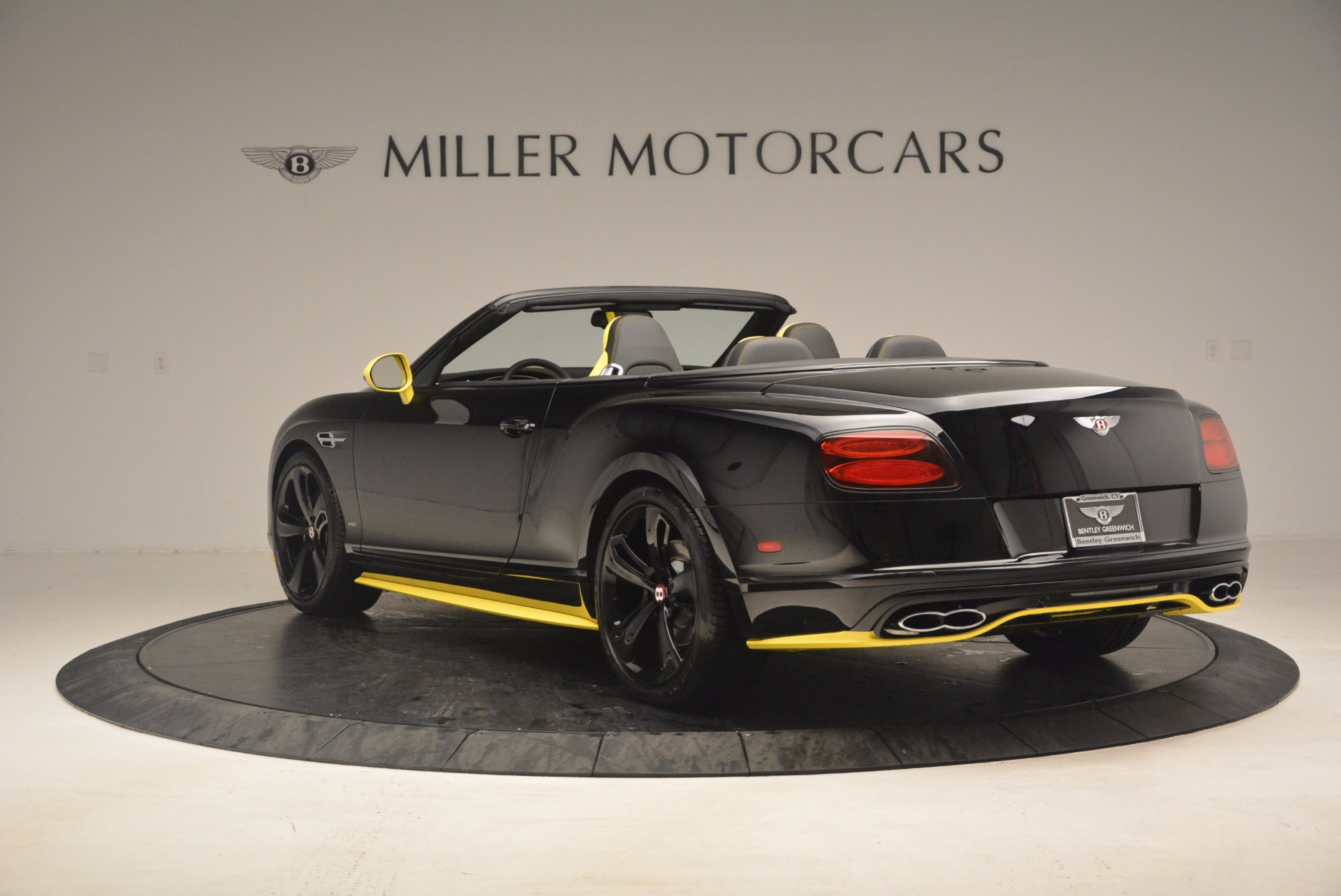 New 2017 Bentley Continental GT V8 S Black Edition For Sale In Greenwich, CT. Alfa Romeo of Greenwich, B1248 864_p5