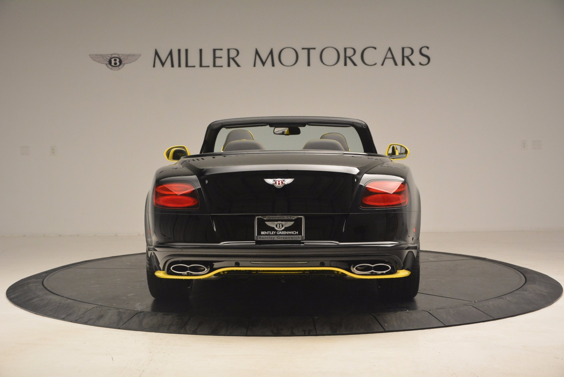 New 2017 Bentley Continental GT V8 S Black Edition For Sale In Greenwich, CT. Alfa Romeo of Greenwich, B1248 864_p6