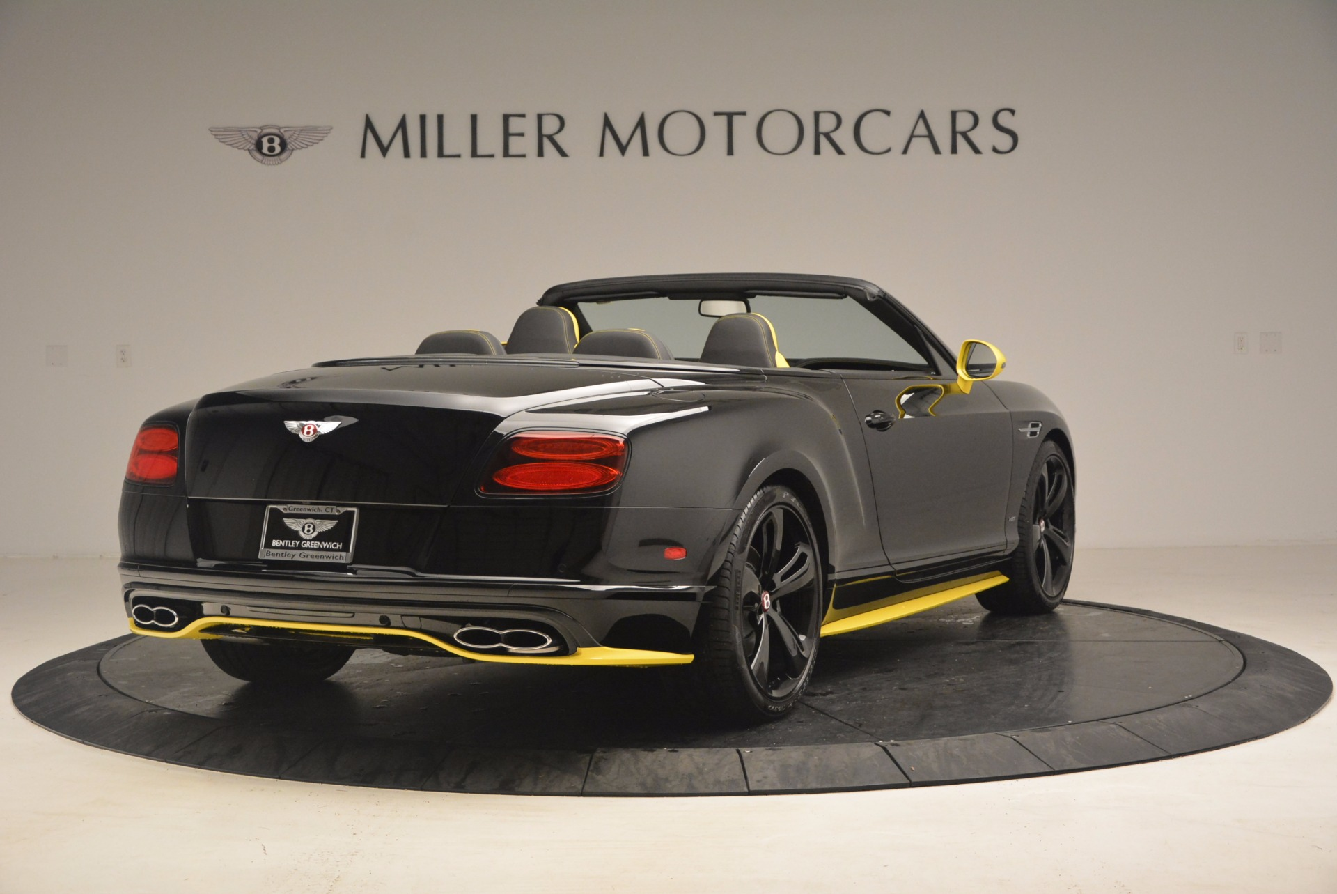 New 2017 Bentley Continental GT V8 S Black Edition For Sale In Greenwich, CT. Alfa Romeo of Greenwich, B1248 864_p7