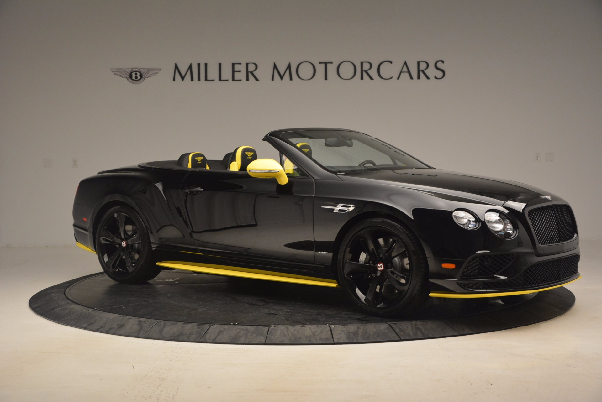 New 2017 Bentley Continental GT V8 S Black Edition For Sale In Greenwich, CT. Alfa Romeo of Greenwich, B1248 864_p9