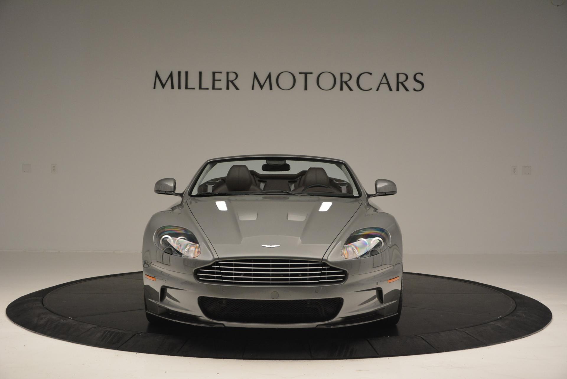 Used 2010 Aston Martin DBS Volante For Sale In Greenwich, CT. Alfa Romeo of Greenwich, 7035 87_p12