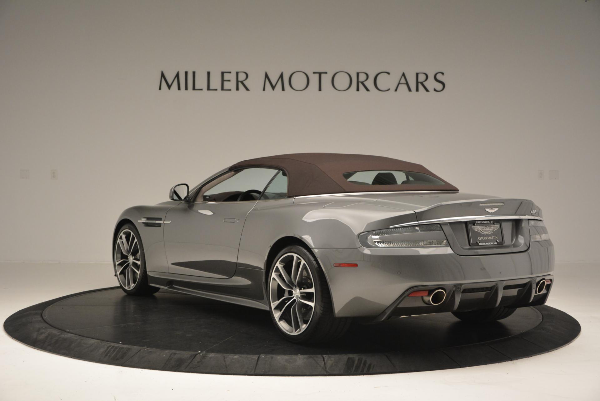 Used 2010 Aston Martin DBS Volante For Sale In Greenwich, CT. Alfa Romeo of Greenwich, 7035 87_p17