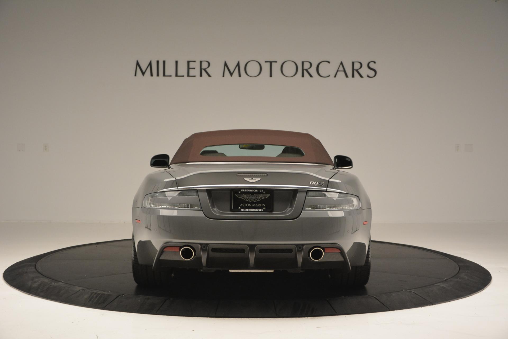 Used 2010 Aston Martin DBS Volante For Sale In Greenwich, CT. Alfa Romeo of Greenwich, 7035 87_p18