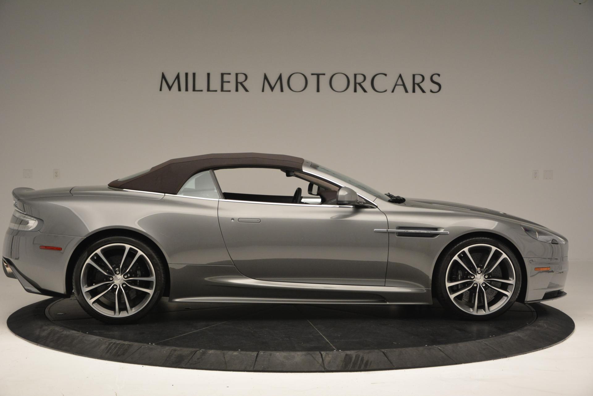 Used 2010 Aston Martin DBS Volante For Sale In Greenwich, CT. Alfa Romeo of Greenwich, 7035 87_p21