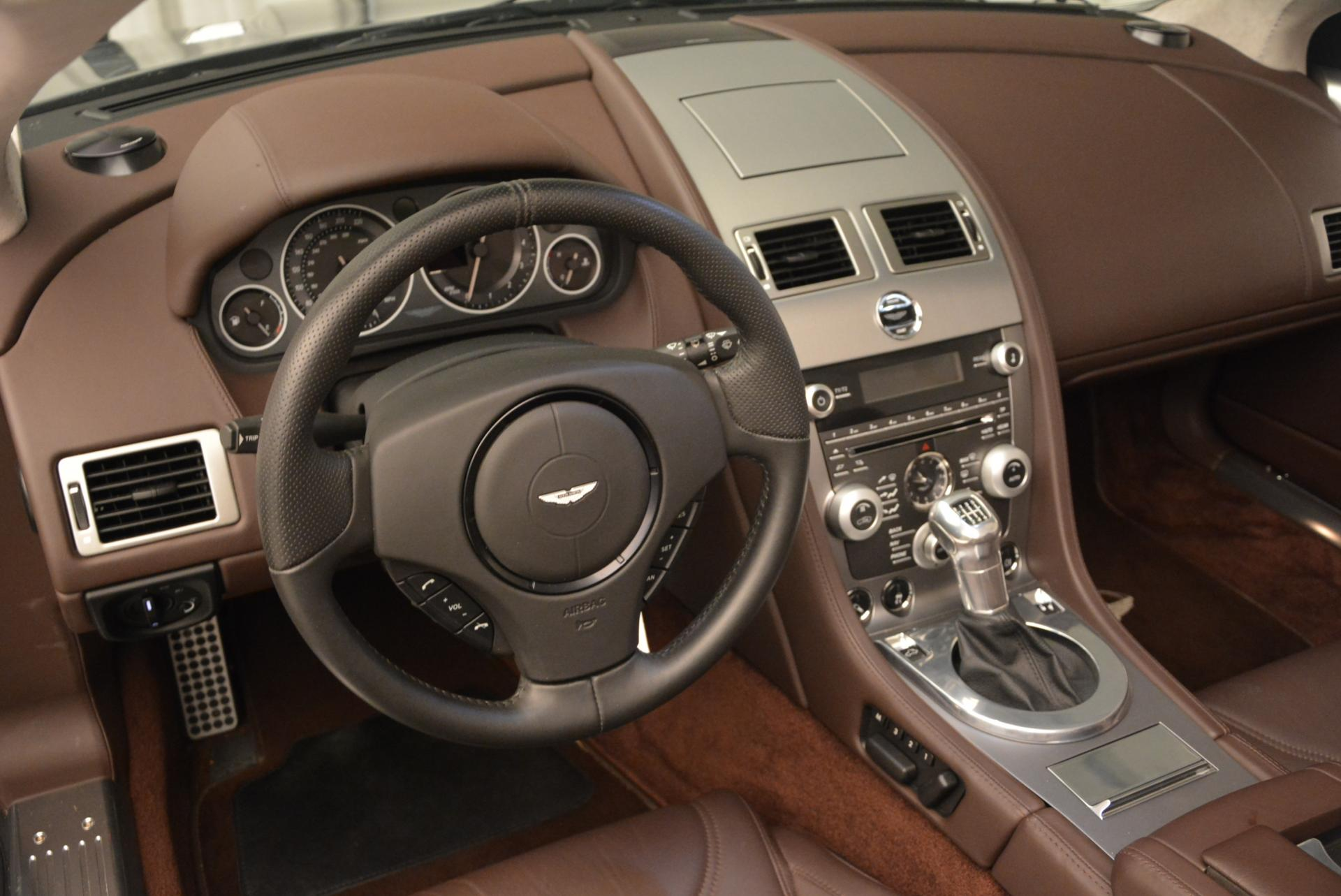 Used 2010 Aston Martin DBS Volante For Sale In Greenwich, CT. Alfa Romeo of Greenwich, 7035 87_p25