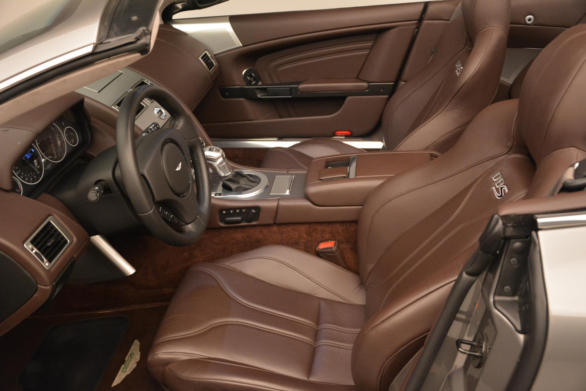 Used 2010 Aston Martin DBS Volante For Sale In Greenwich, CT. Alfa Romeo of Greenwich, 7035 87_p26