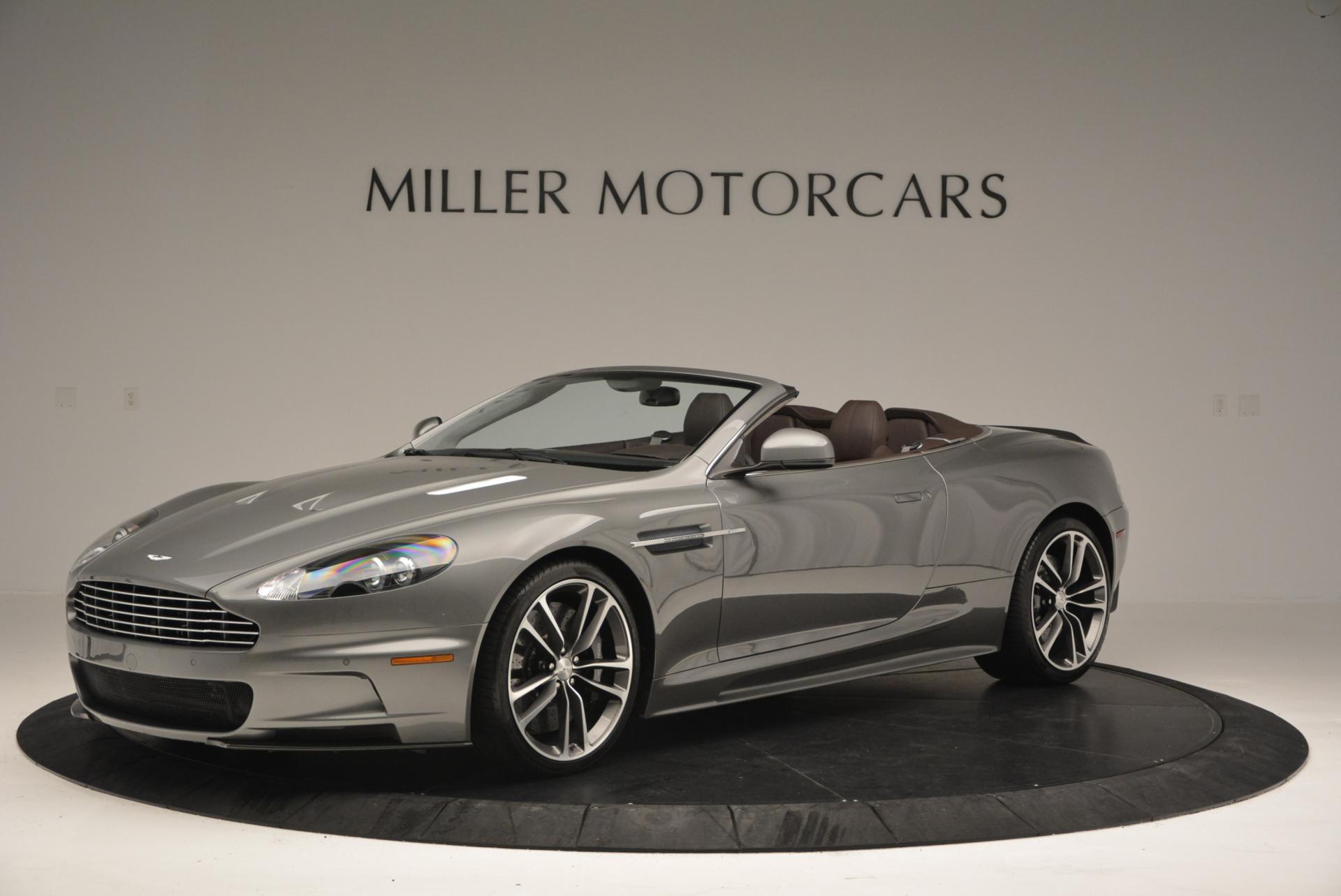 Used 2010 Aston Martin DBS Volante For Sale In Greenwich, CT. Alfa Romeo of Greenwich, 7035 87_p2