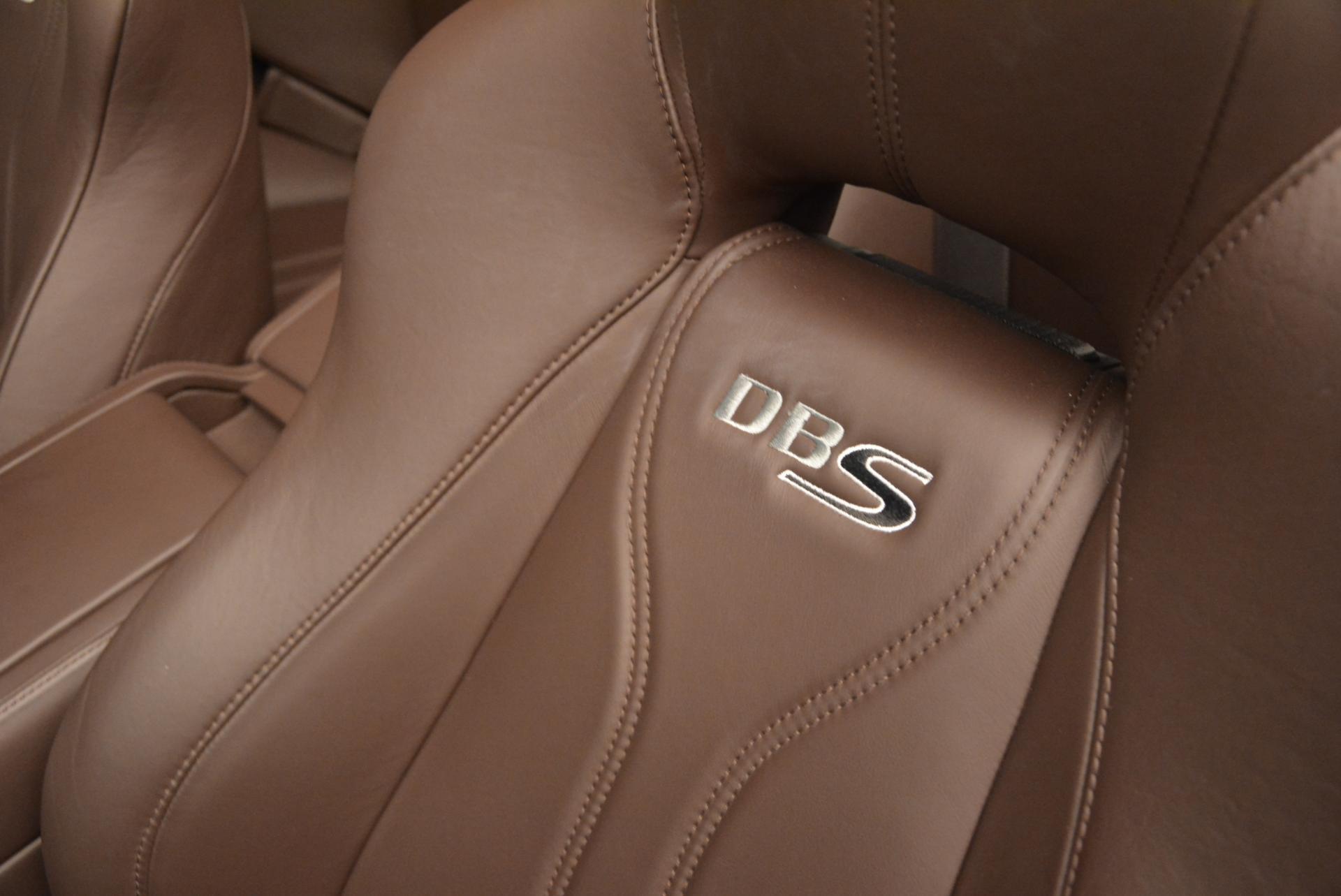 Used 2010 Aston Martin DBS Volante For Sale In Greenwich, CT. Alfa Romeo of Greenwich, 7035 87_p30