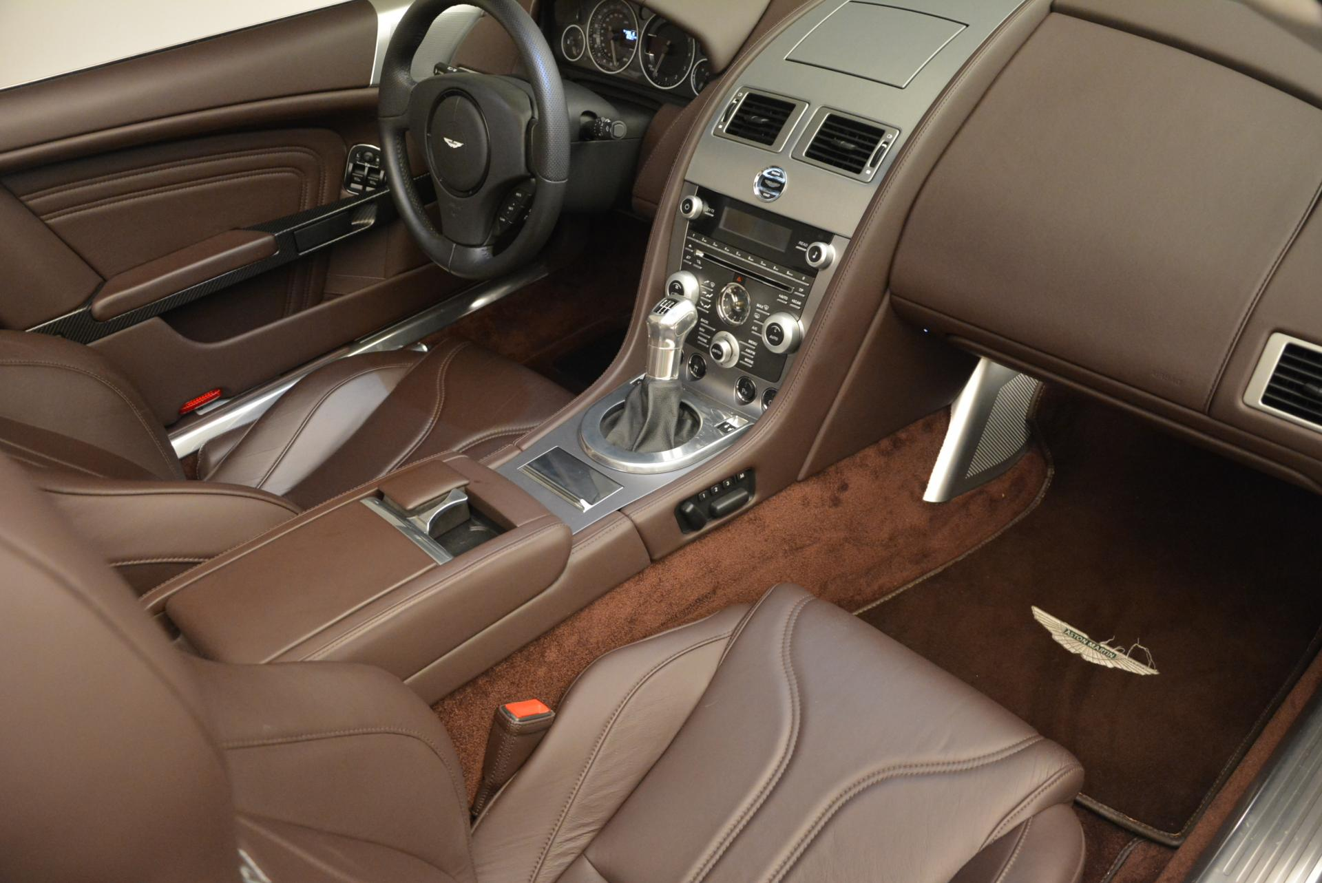 Used 2010 Aston Martin DBS Volante For Sale In Greenwich, CT. Alfa Romeo of Greenwich, 7035 87_p36
