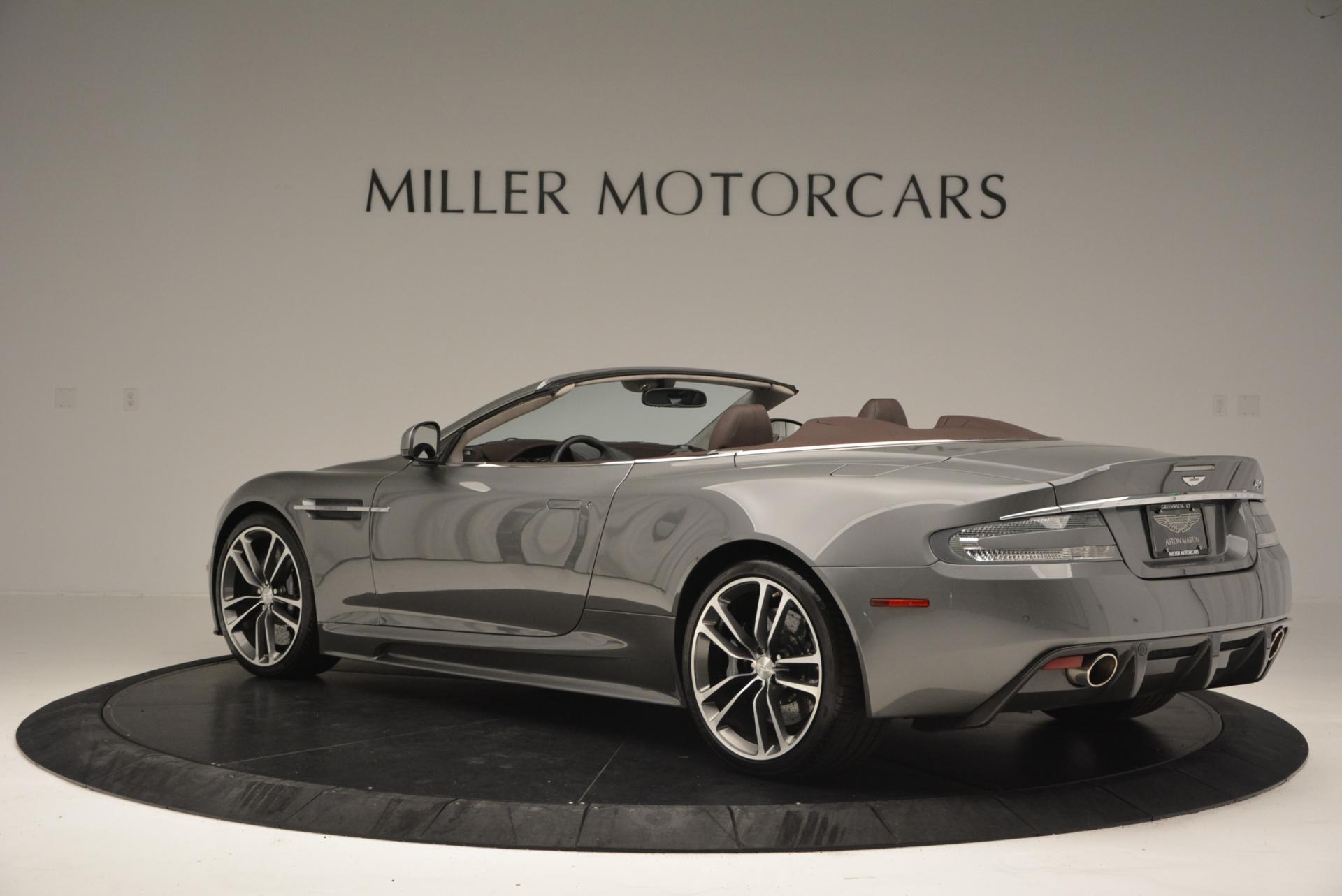 Used 2010 Aston Martin DBS Volante For Sale In Greenwich, CT. Alfa Romeo of Greenwich, 7035 87_p4