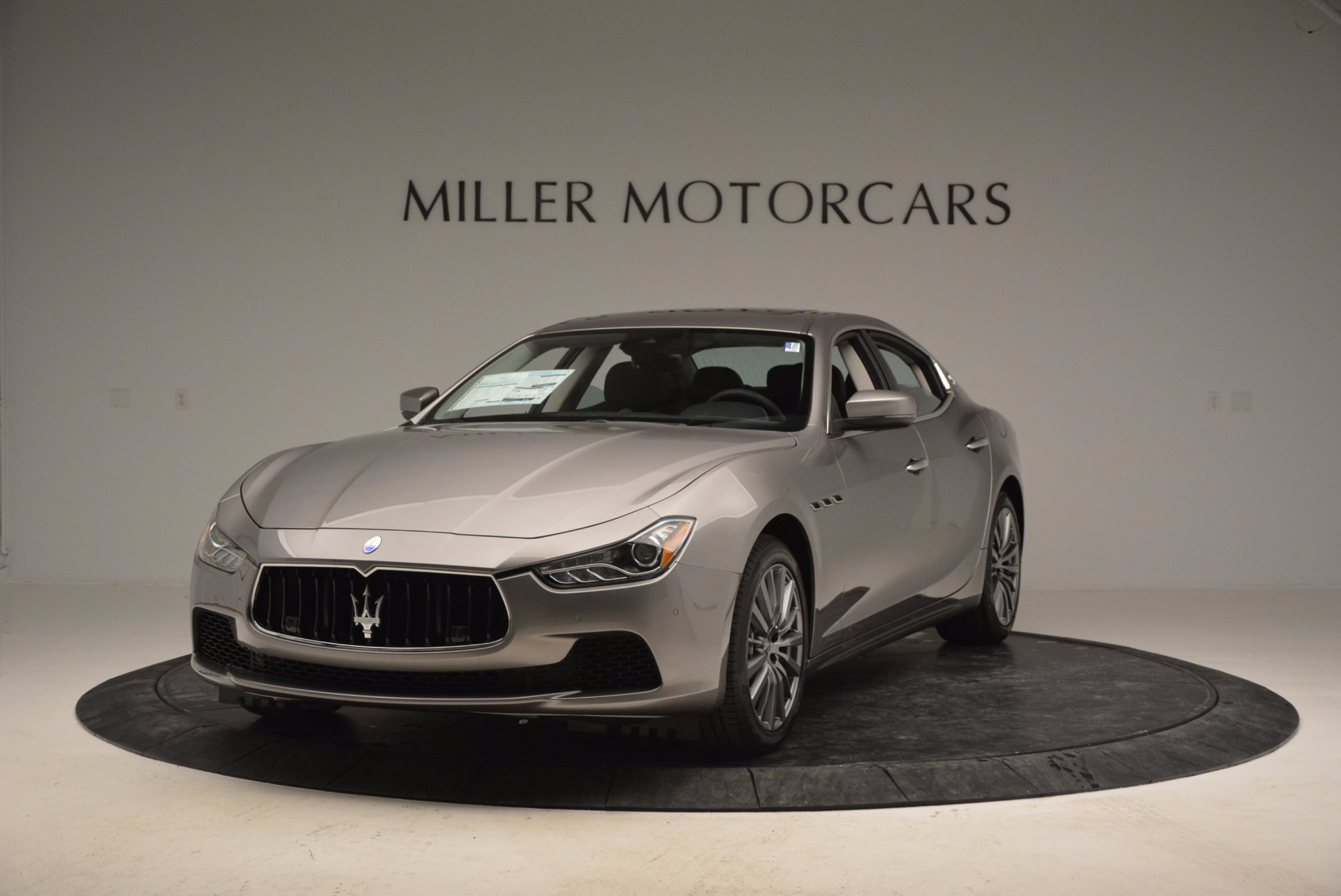 New 2017 Maserati Ghibli S Q4 For Sale In Greenwich, CT. Alfa Romeo of Greenwich, W398
