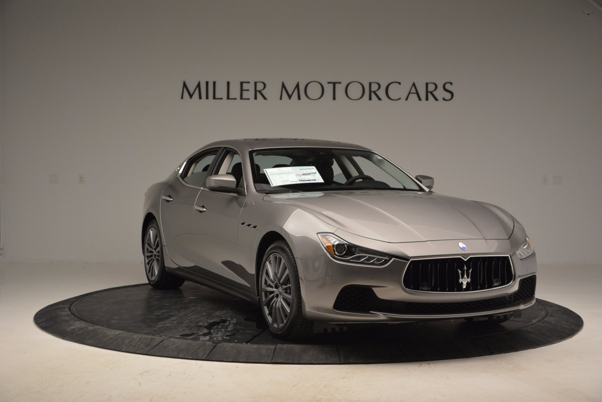 New 2017 Maserati Ghibli S Q4 For Sale In Greenwich, CT. Alfa Romeo of Greenwich, W398 872_p11