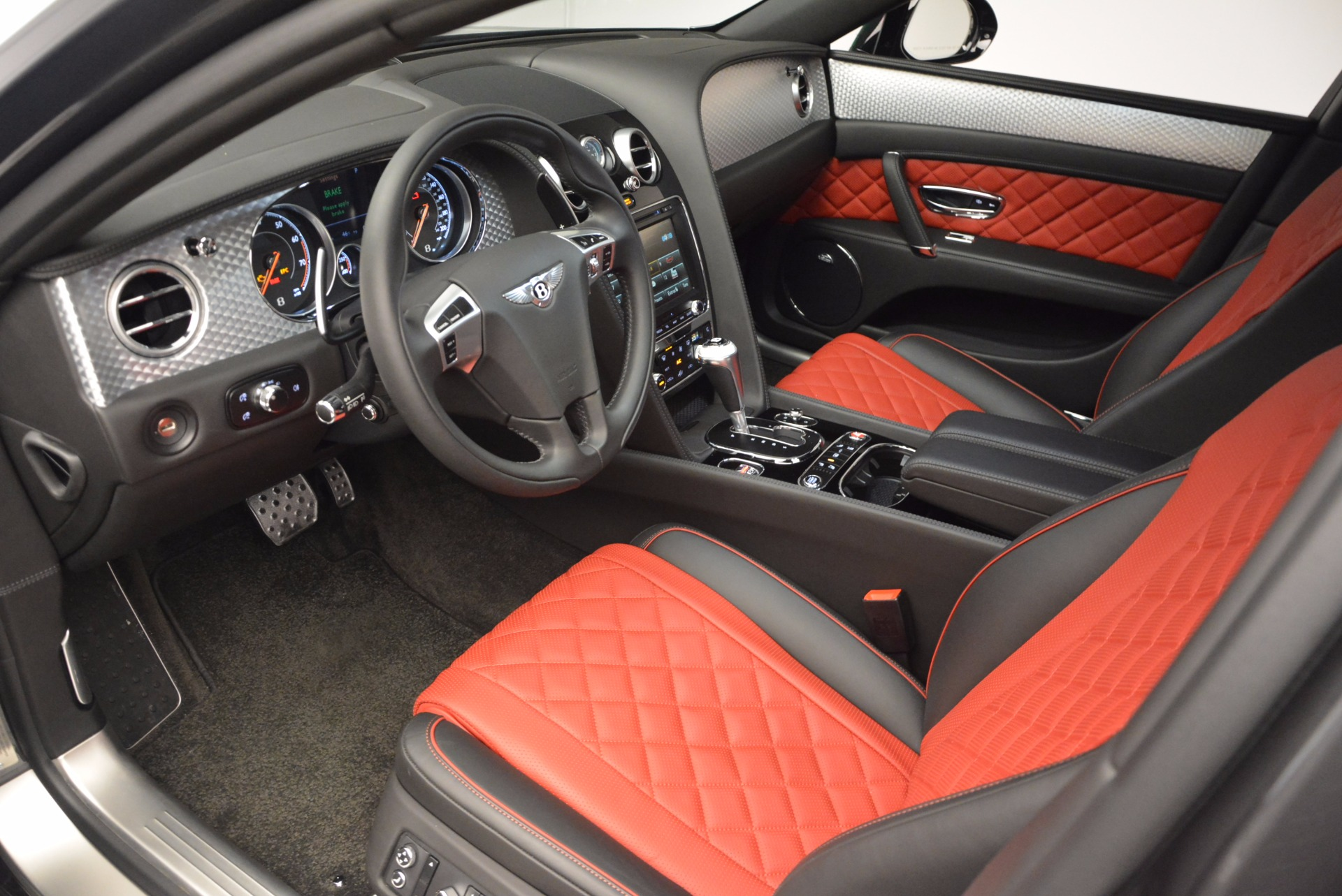 Used 2017 Bentley Flying Spur V8 S For Sale In Greenwich, CT. Alfa Romeo of Greenwich, B1232 875_p27