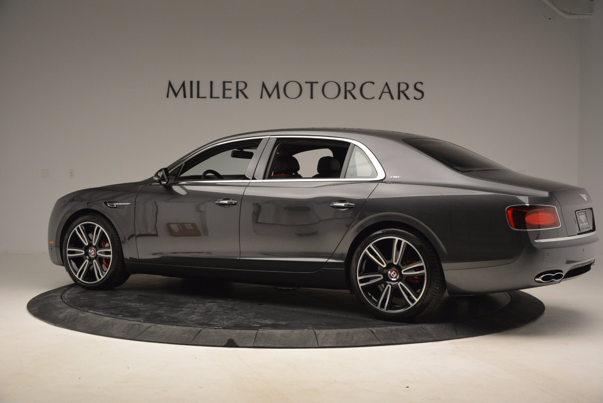 Used 2017 Bentley Flying Spur V8 S For Sale In Greenwich, CT. Alfa Romeo of Greenwich, B1232 875_p4