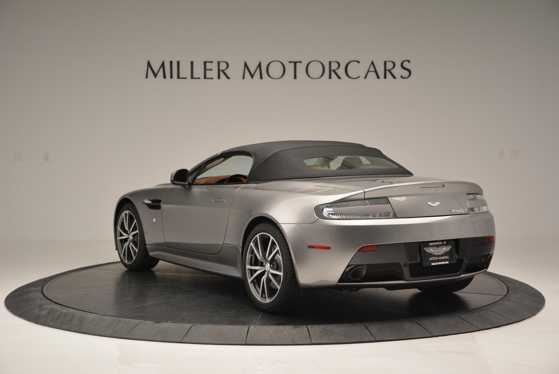 New 2016 Aston Martin V8 Vantage S  For Sale In Greenwich, CT. Alfa Romeo of Greenwich, A1179 88_p17