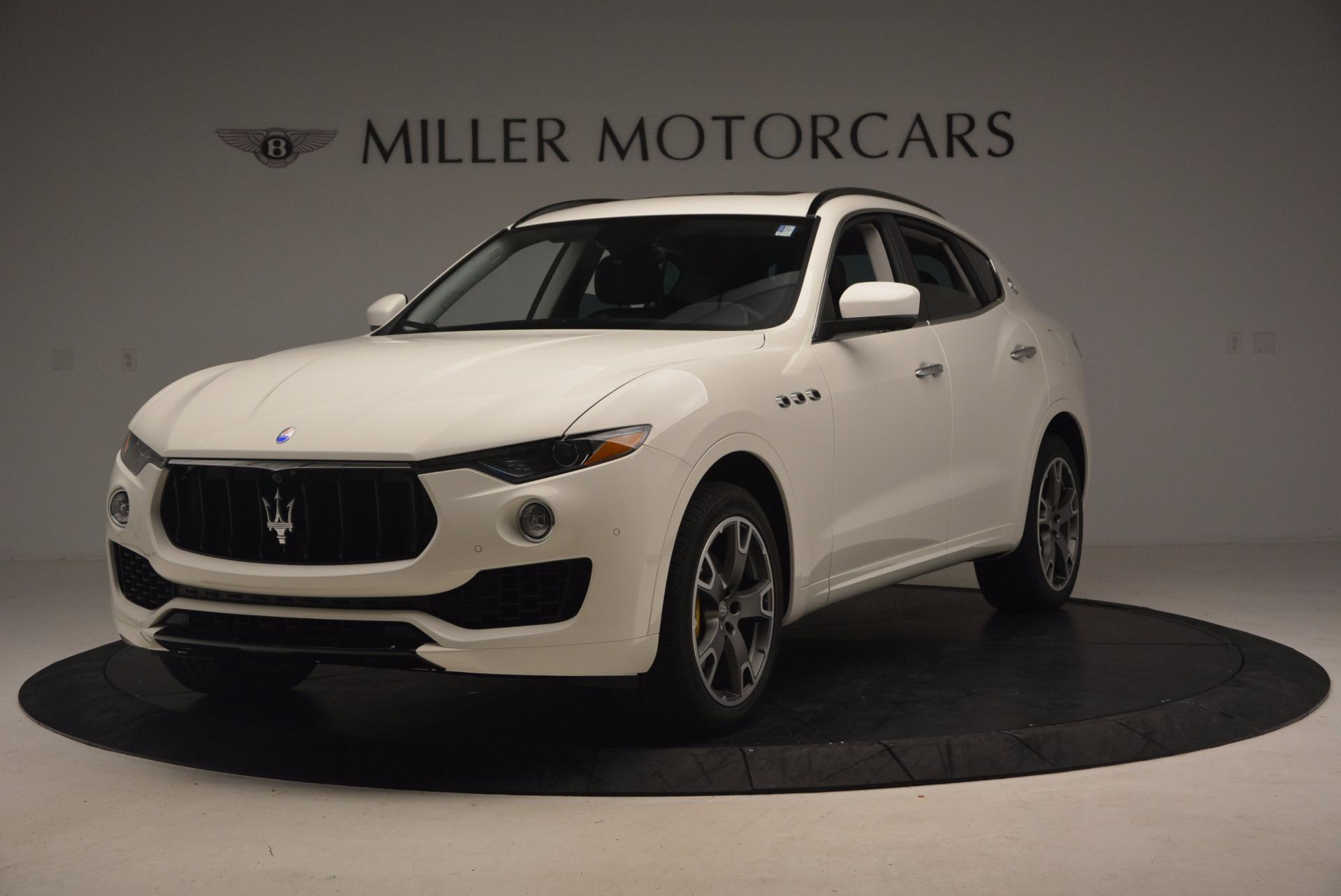 New 2017 Maserati Levante  For Sale In Greenwich, CT. Alfa Romeo of Greenwich, M1773 880_main